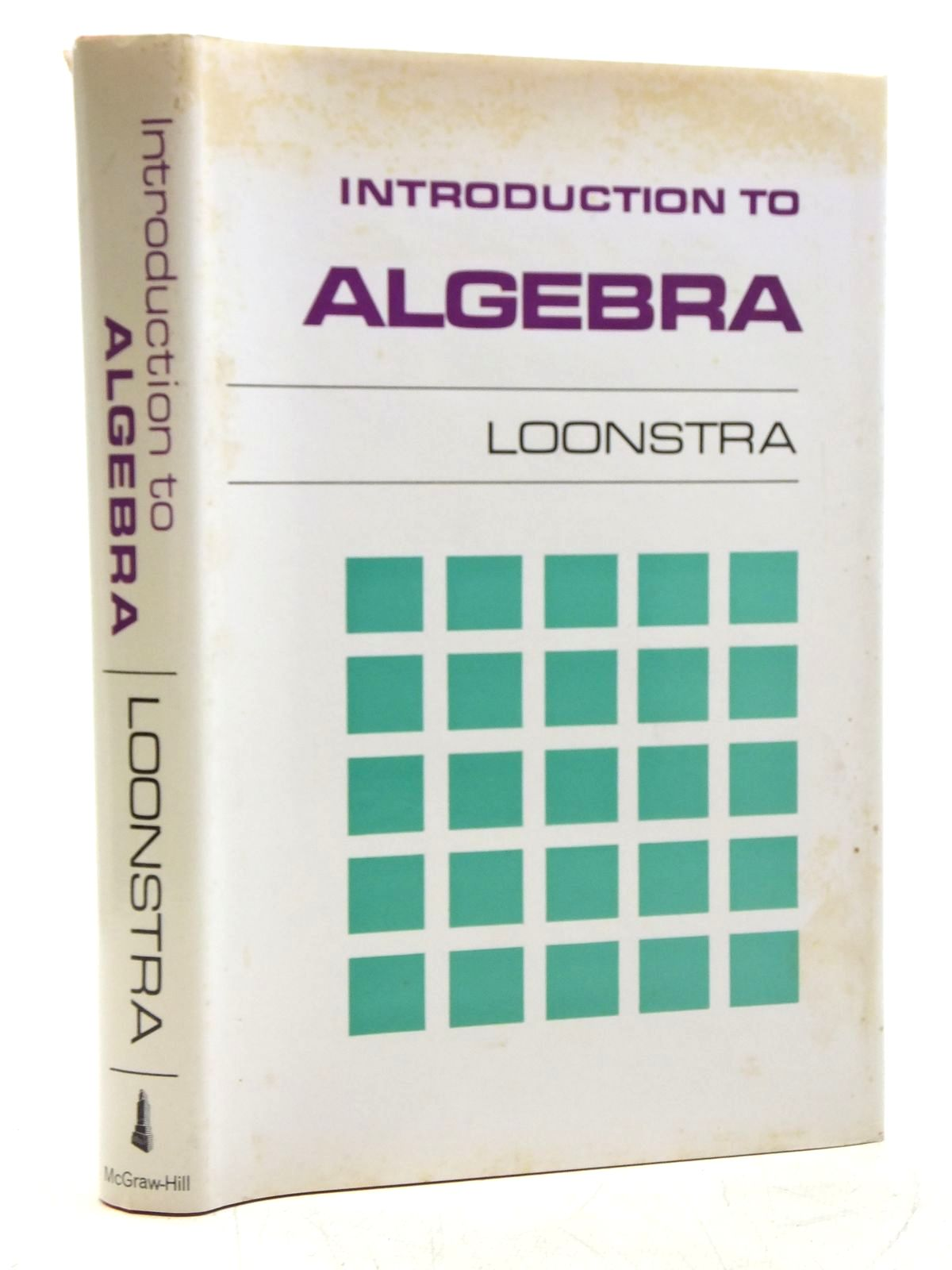 Photo of INTRODUCTION TO ALGEBRA- Stock Number: 2120137