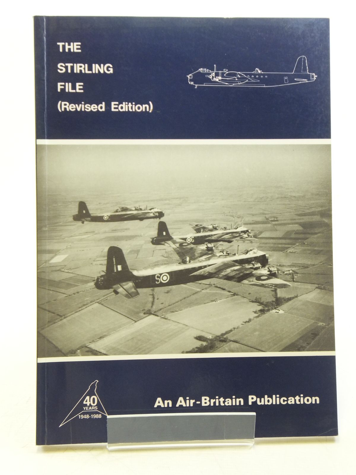 Photo of THE STIRLING FILE (REVISED EDITION) written by Gomersall, Bryce B. published by Air-Britain (Historians) Ltd. (STOCK CODE: 2120163)  for sale by Stella & Rose's Books