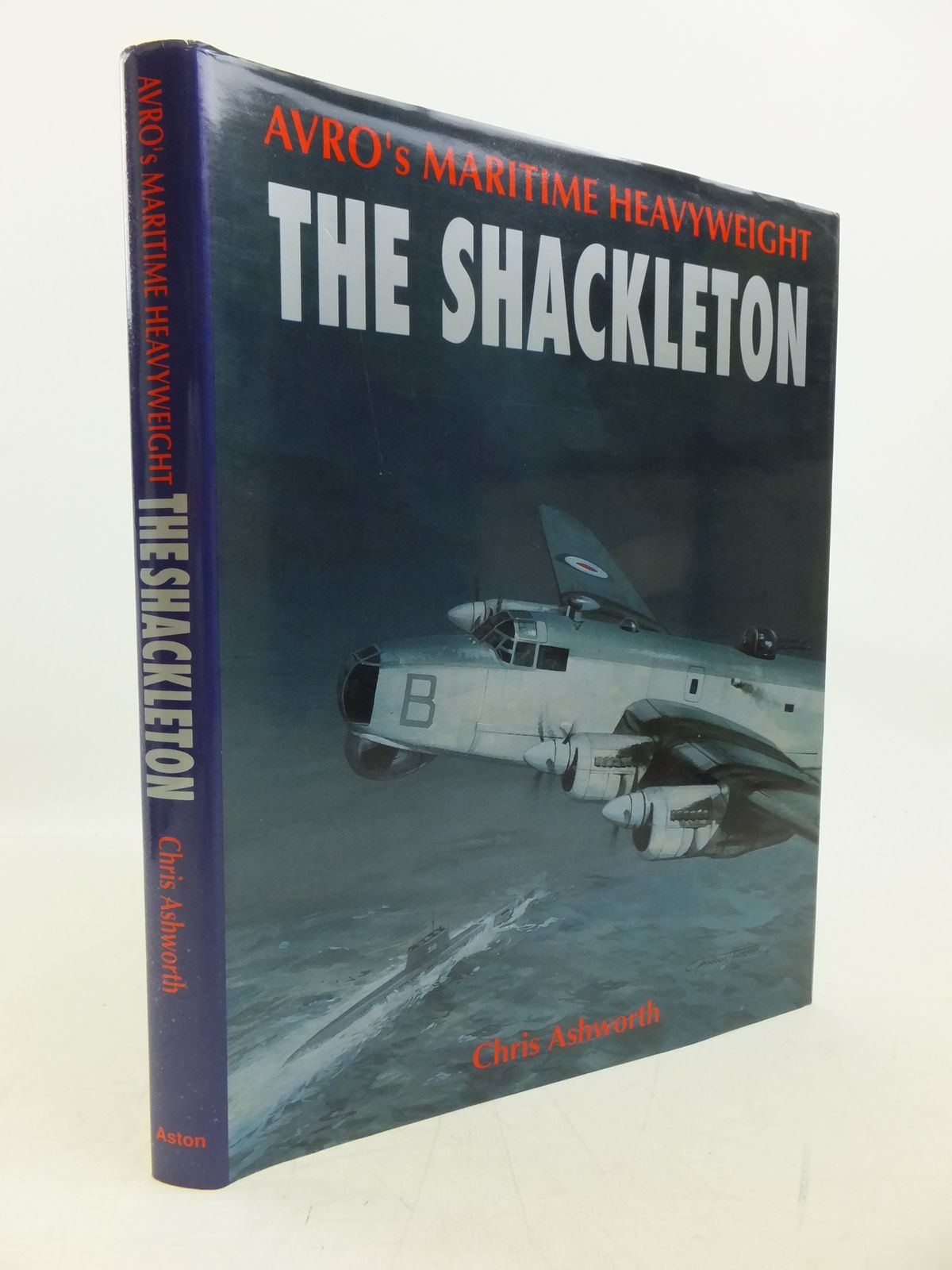 Photo of AVRO'S MARITIME HEAVYWEIGHT: THE SHACKLETON- Stock Number: 2120234