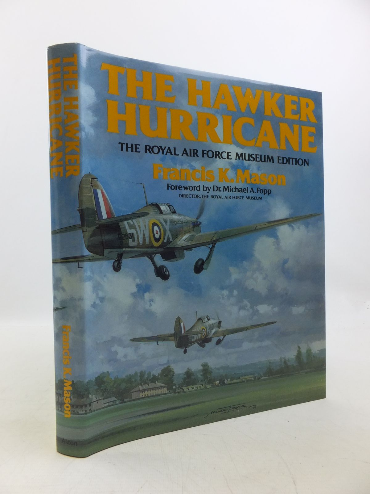 Photo of THE HAWKER HURRICANE THE ROYAL AIR FORCE MUSEUM EDITION- Stock Number: 2120236