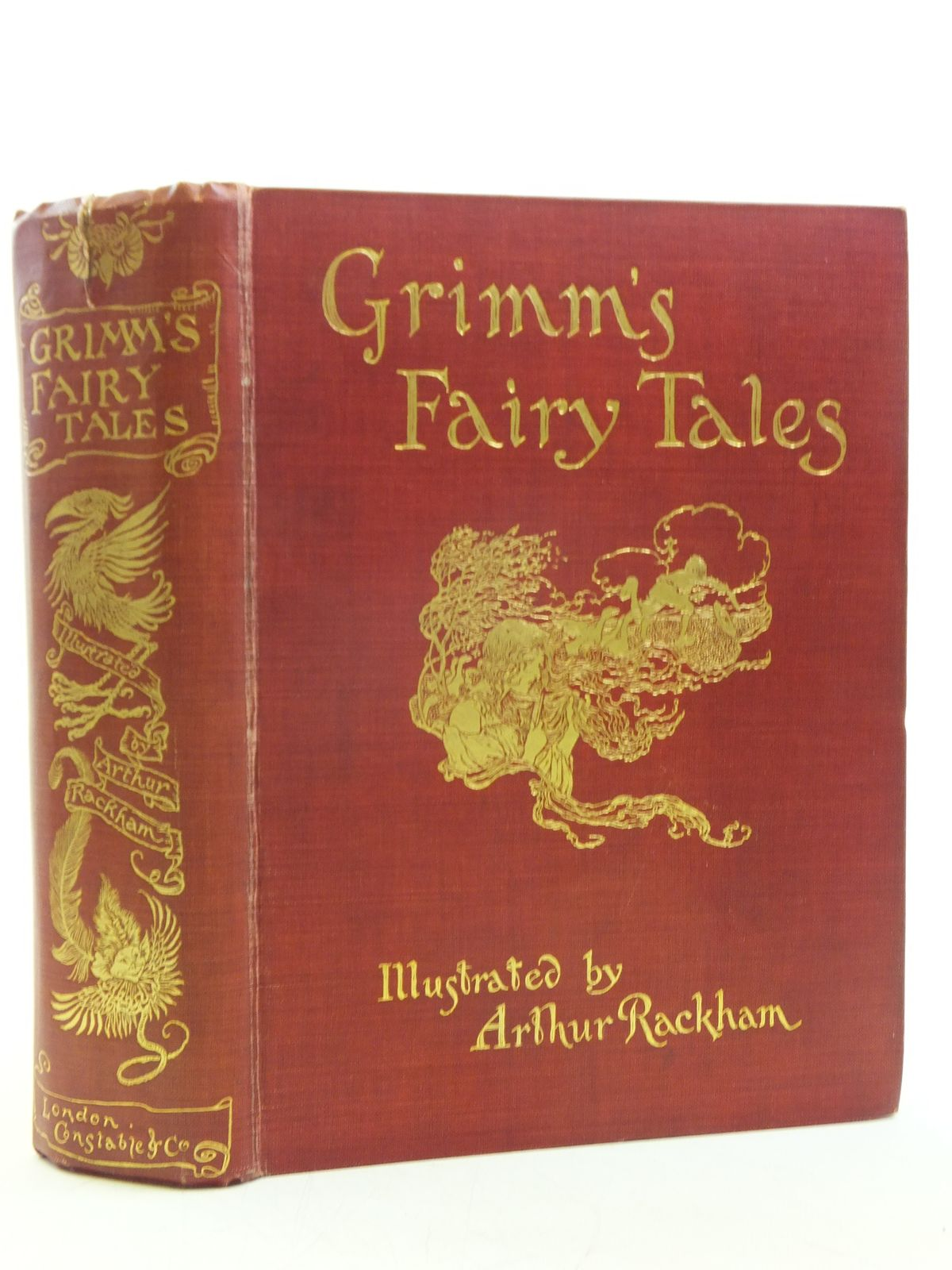 Photo of THE FAIRY TALES OF THE BROTHERS GRIMM- Stock Number: 2120331
