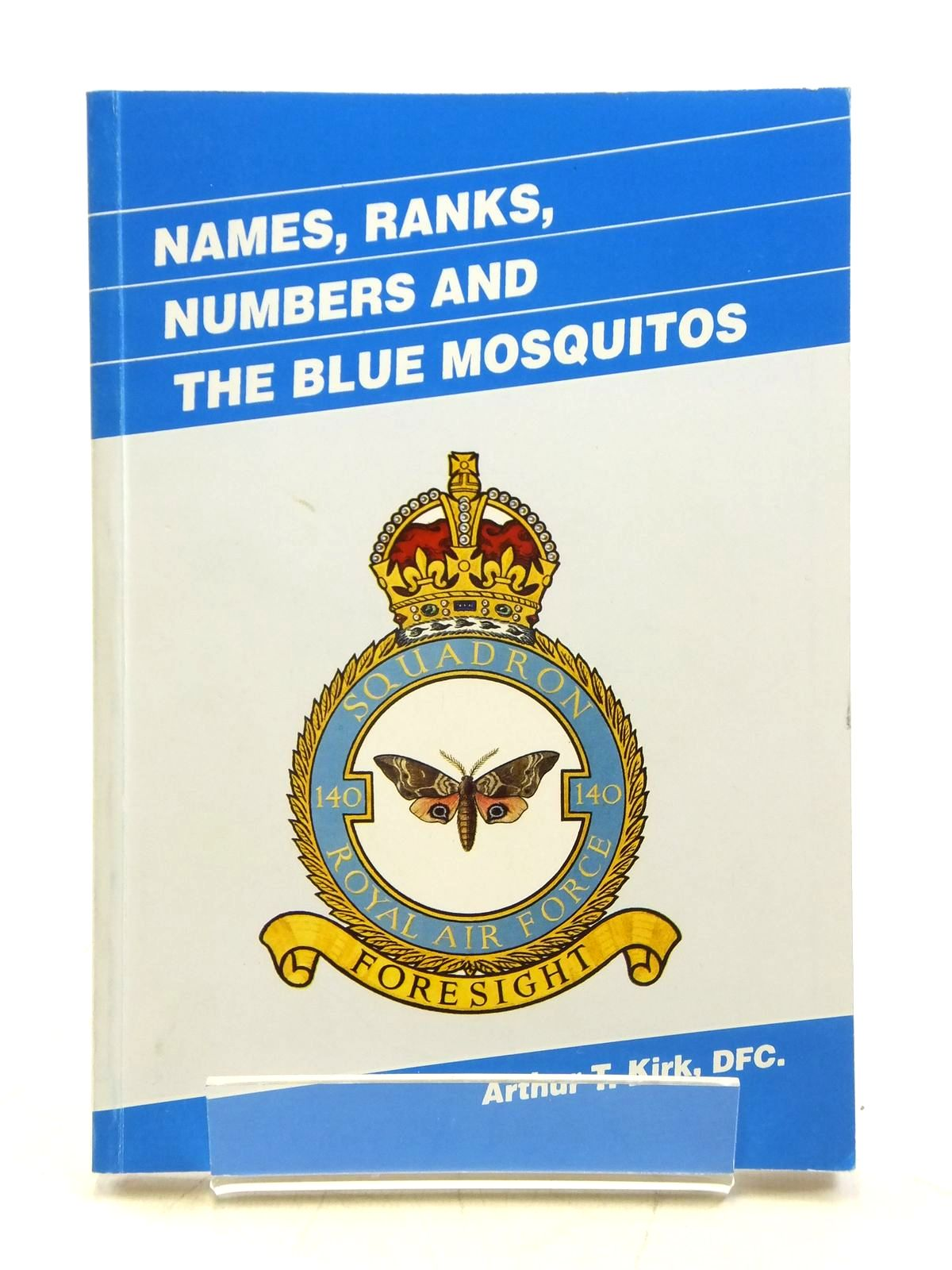 Photo of NAMES, RANKS, NUMBERS, AND THE BLUE MOSQUITOS A TRIBUTE- Stock Number: 2120337