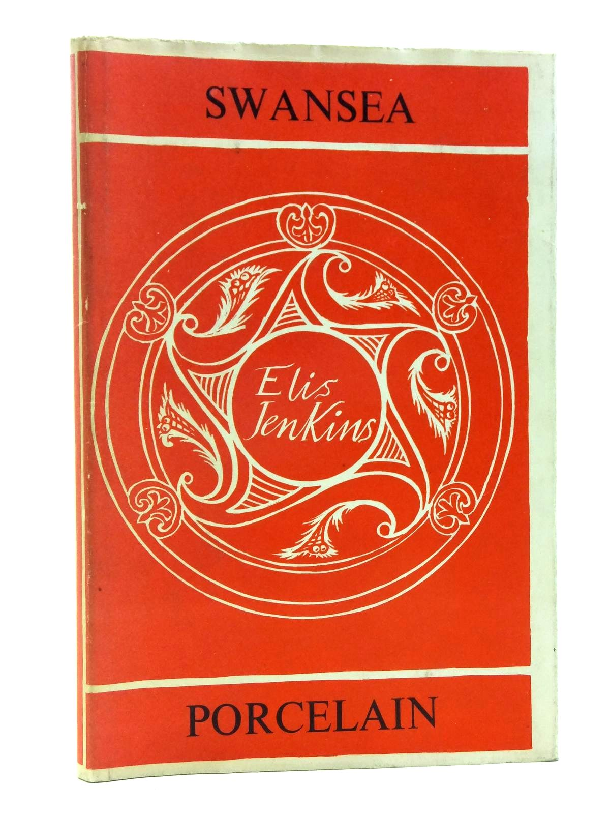 Photo of SWANSEA PORCELAIN written by John, W.D. et al, published by D. Brown & Sons Limited (STOCK CODE: 2120379)  for sale by Stella & Rose's Books