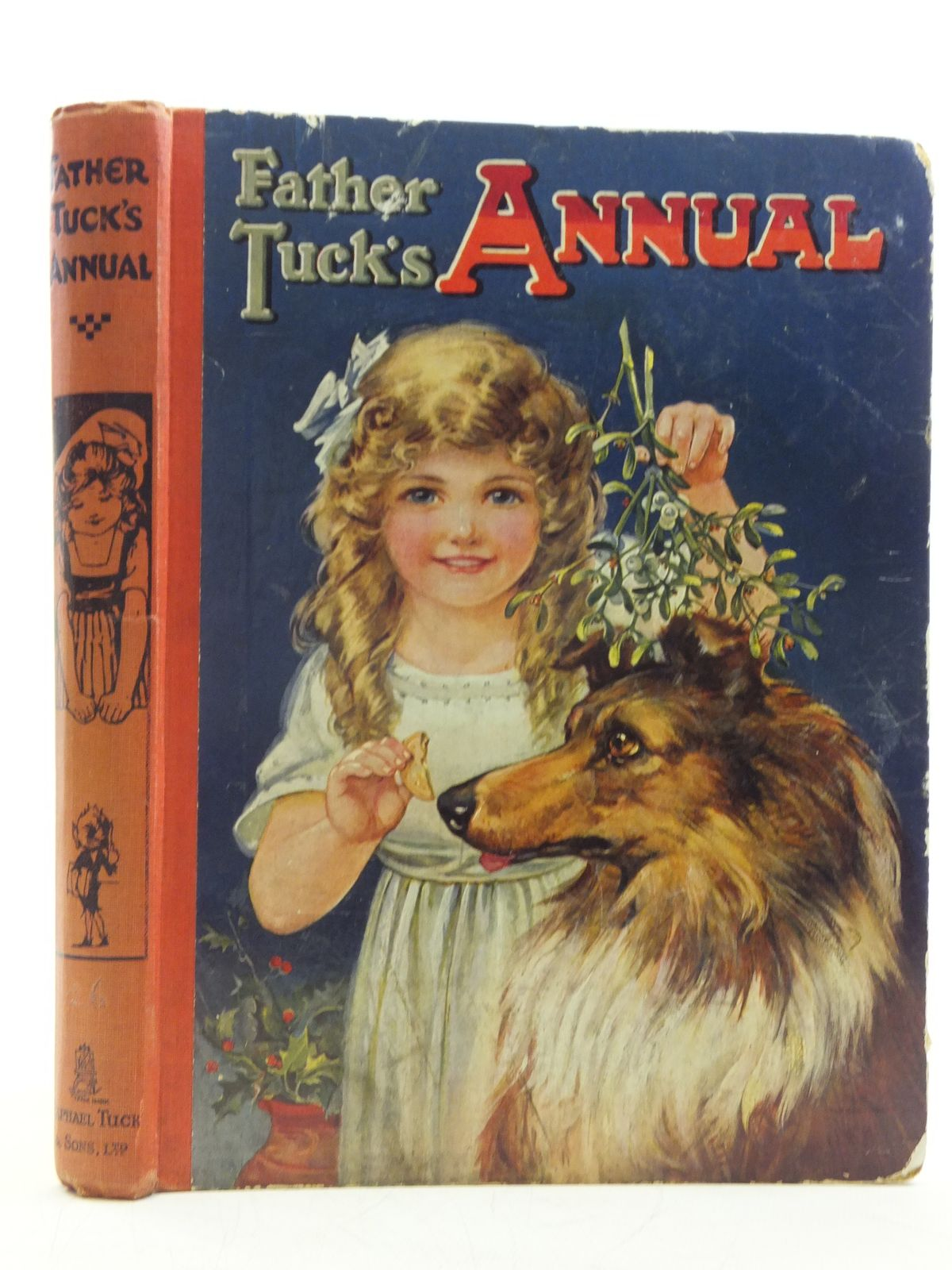 Photo of FATHER TUCK'S ANNUAL - 26TH YEAR written by Gale, Norman