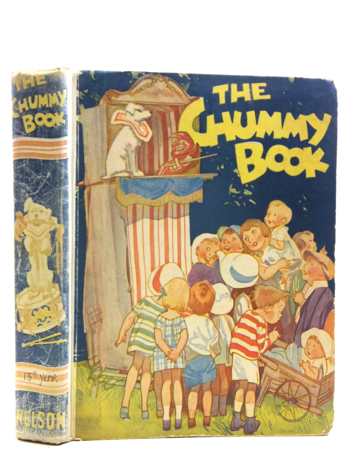 Photo of THE CHUMMY BOOK - THIRTEENTH YEAR- Stock Number: 2120403