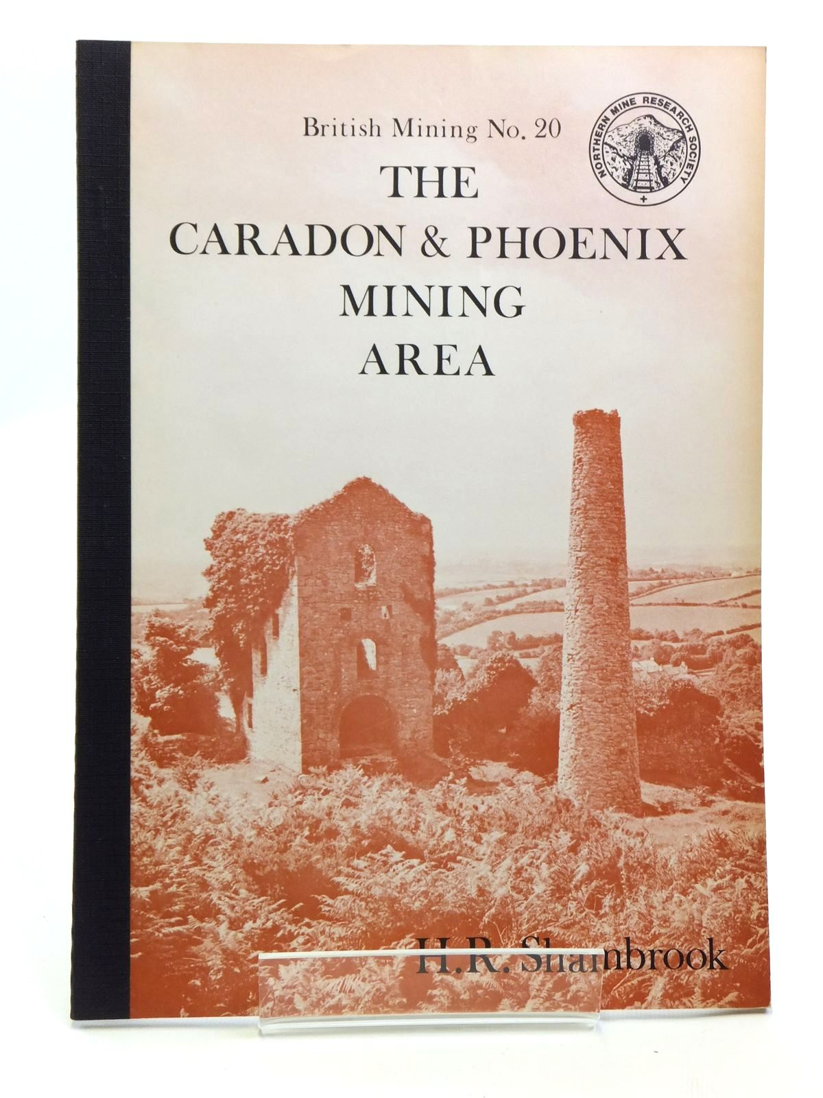 Photo of THE CARADON AND PHOENIX MINING AREA written by Shambrook, H.R. Greenough, G.B. published by Northern Mine Research Society (STOCK CODE: 2120652)  for sale by Stella & Rose's Books