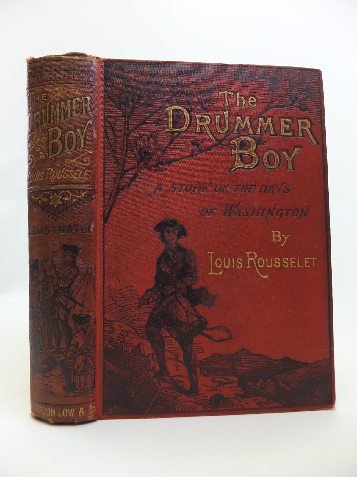Photo of THE DRUMMER BOY- Stock Number: 2120770