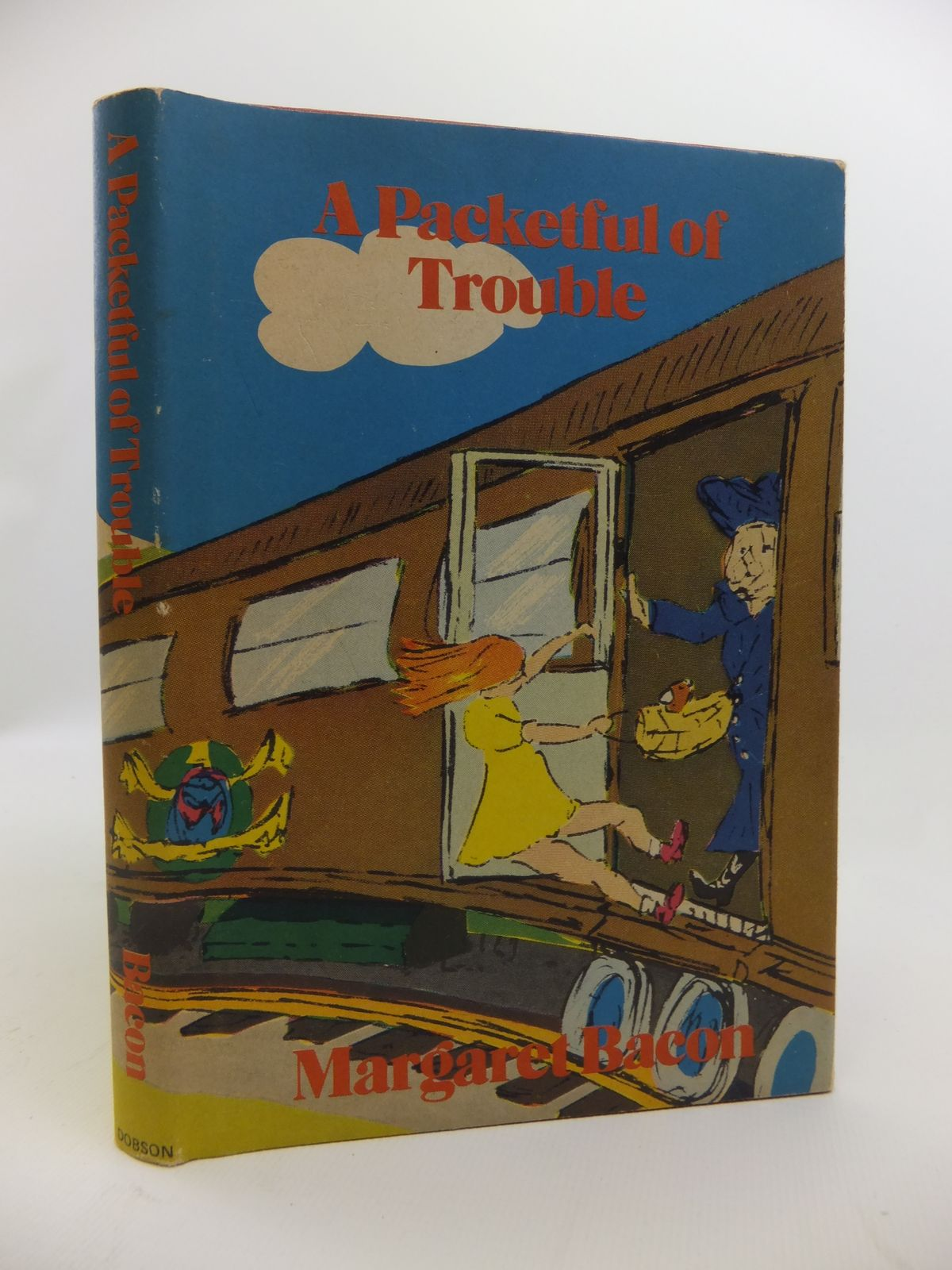 Photo of A PACKETFUL OF TROUBLE- Stock Number: 2120780