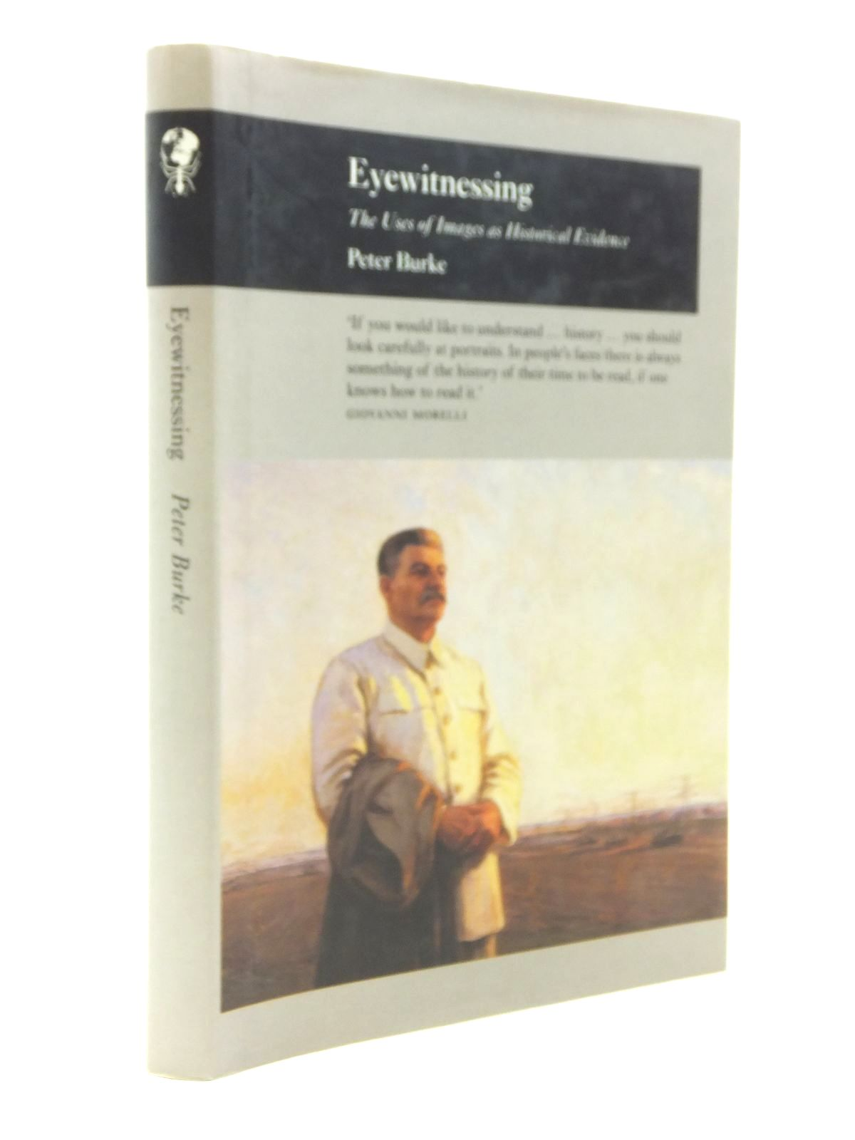 Photo of EYEWITNESSING THE USES OF IMAGES AS HISTORICAL EVIDENCE- Stock Number: 2120794