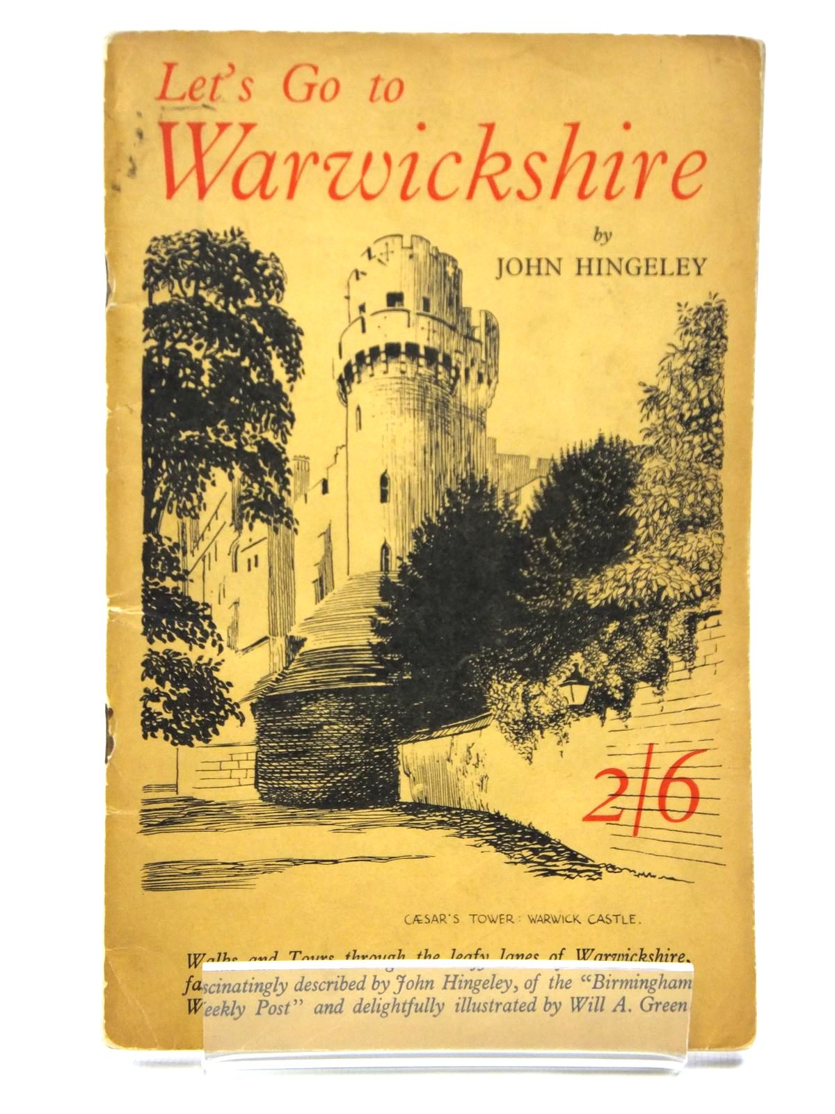 Photo of LET'S GO TO WARWICKSHIRE- Stock Number: 2120980