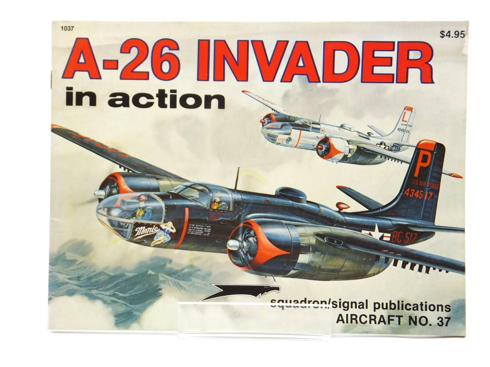 Photo of A-26 INVADER IN ACTION written by Mesko, Jim illustrated by Greer, Don published by Squadron Signal Publications (STOCK CODE: 2121049)  for sale by Stella & Rose's Books