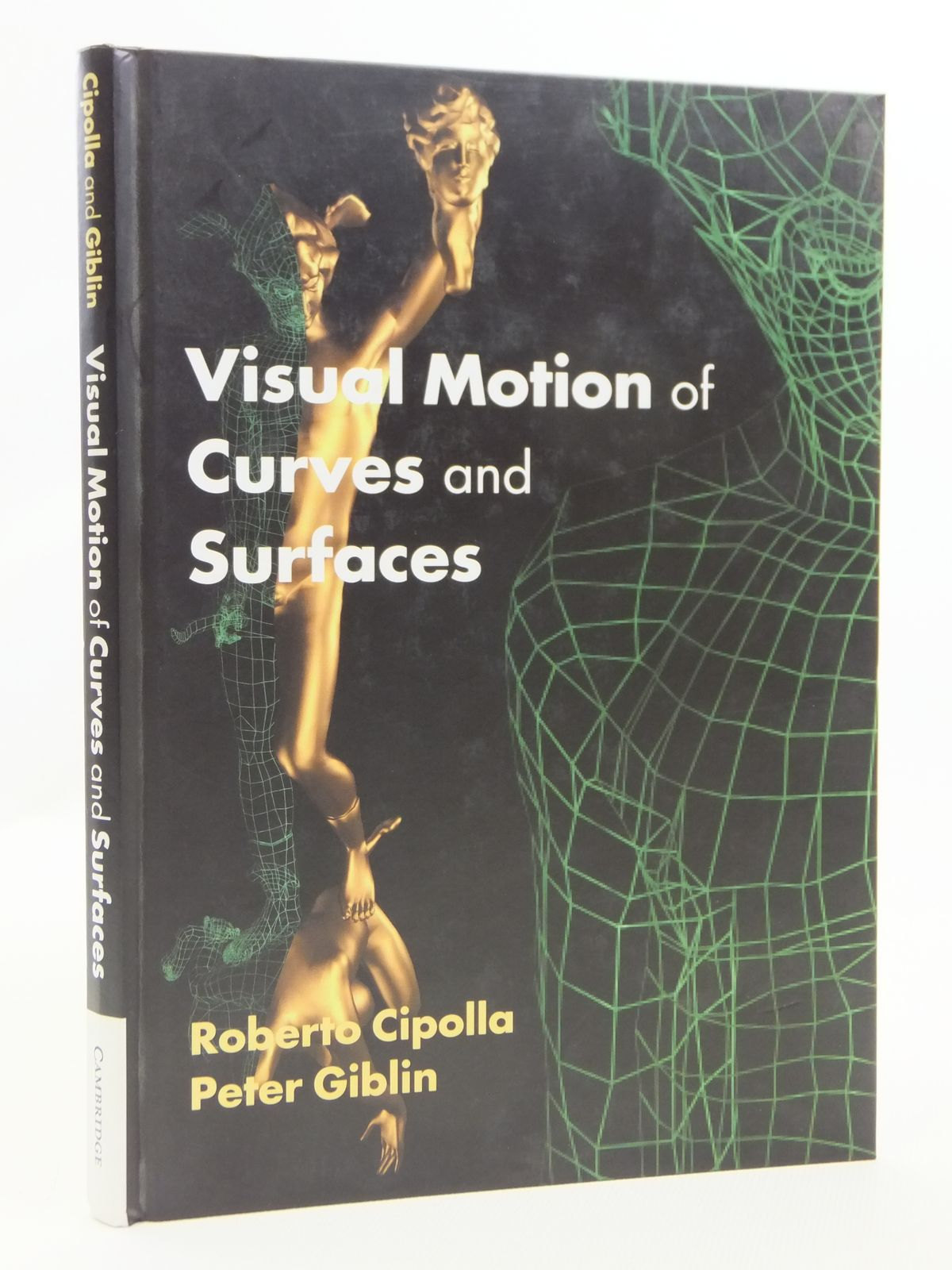 Photo of VISUAL MOTION OF CURVES AND SURFACES written by Cipolla, Roberto Giblin, Peter published by Cambridge University Press (STOCK CODE: 2121091)  for sale by Stella & Rose's Books
