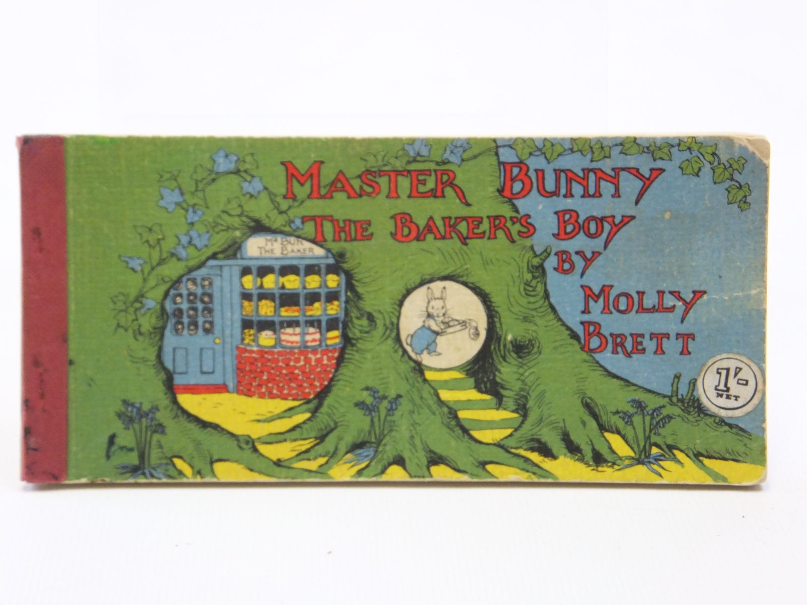 Photo of MASTER BUNNY THE BAKER'S BOY written by Brett, Molly illustrated by Brett, Molly published by Brockhampton Press (STOCK CODE: 2121135)  for sale by Stella & Rose's Books