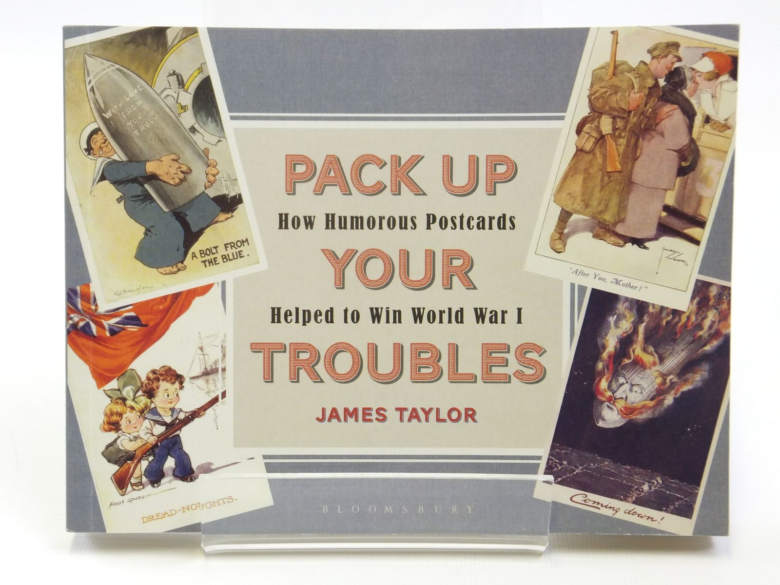 Photo of PACK UP YOUR TROUBLES written by Taylor, James published by Conway, Bloomsbury (STOCK CODE: 2121242)  for sale by Stella & Rose's Books