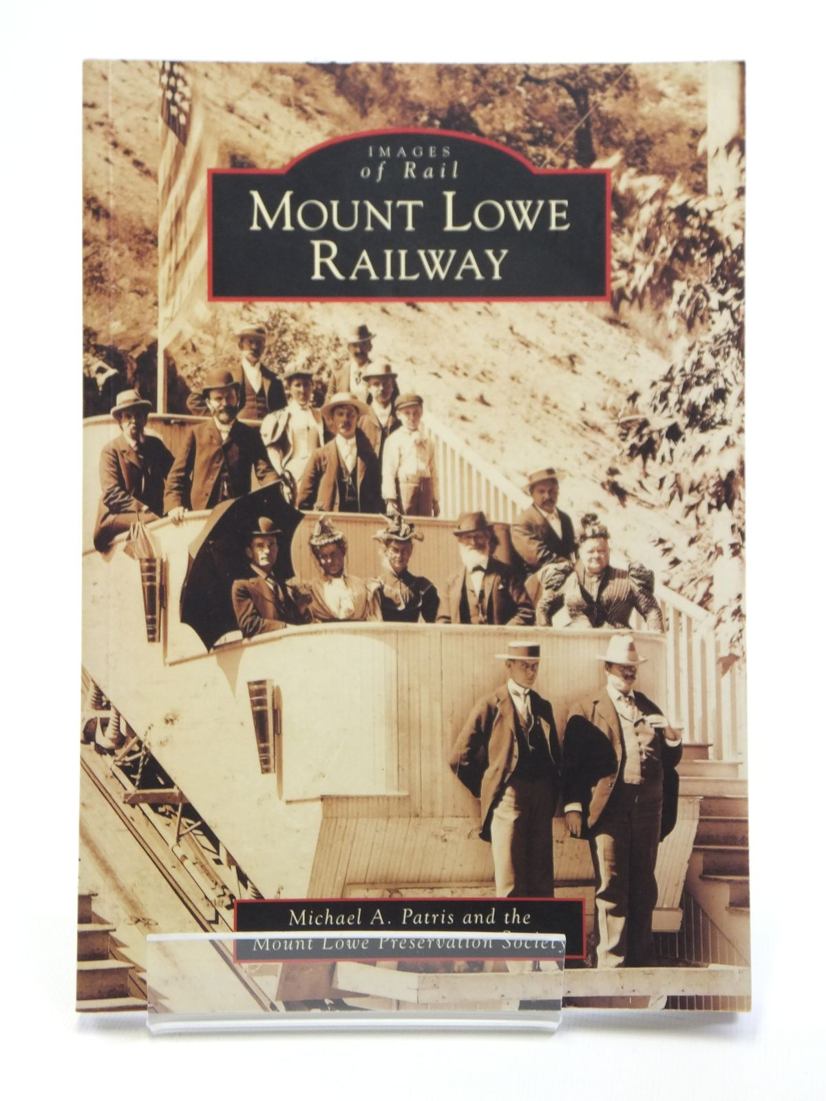 Photo of MOUNT LOWE RAILWAY written by Patris, Michael A. published by Arcadia (STOCK CODE: 2121259)  for sale by Stella & Rose's Books