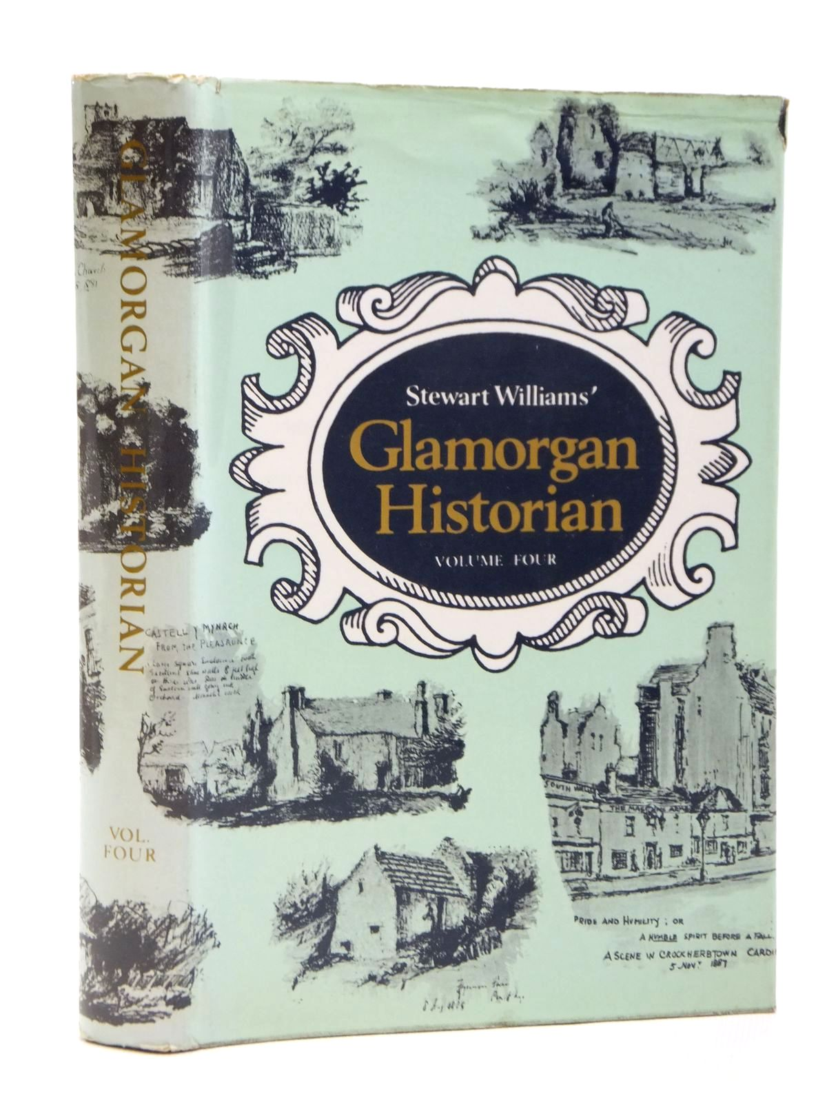 Photo of GLAMORGAN HISTORIAN VOLUME FOUR written by Williams, Stewart published by D. Brown & Sons Limited (STOCK CODE: 2121267)  for sale by Stella & Rose's Books