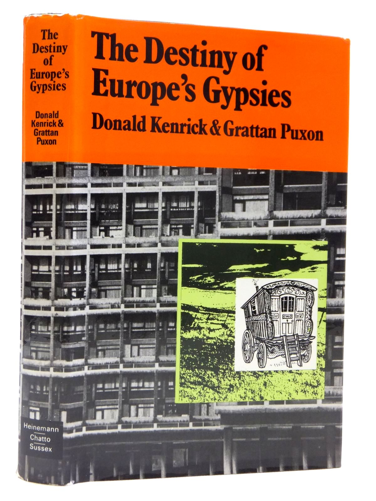 Photo of THE DESTINY OF EUROPE'S GYPSIES written by Kenrick, Donald Puxon, Grattan published by Sussex University Press (STOCK CODE: 2121387)  for sale by Stella & Rose's Books