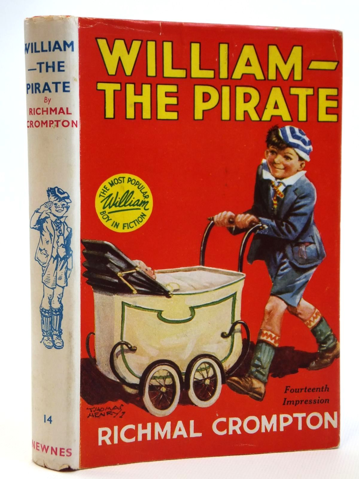 Photo of WILLIAM THE PIRATE- Stock Number: 2121495