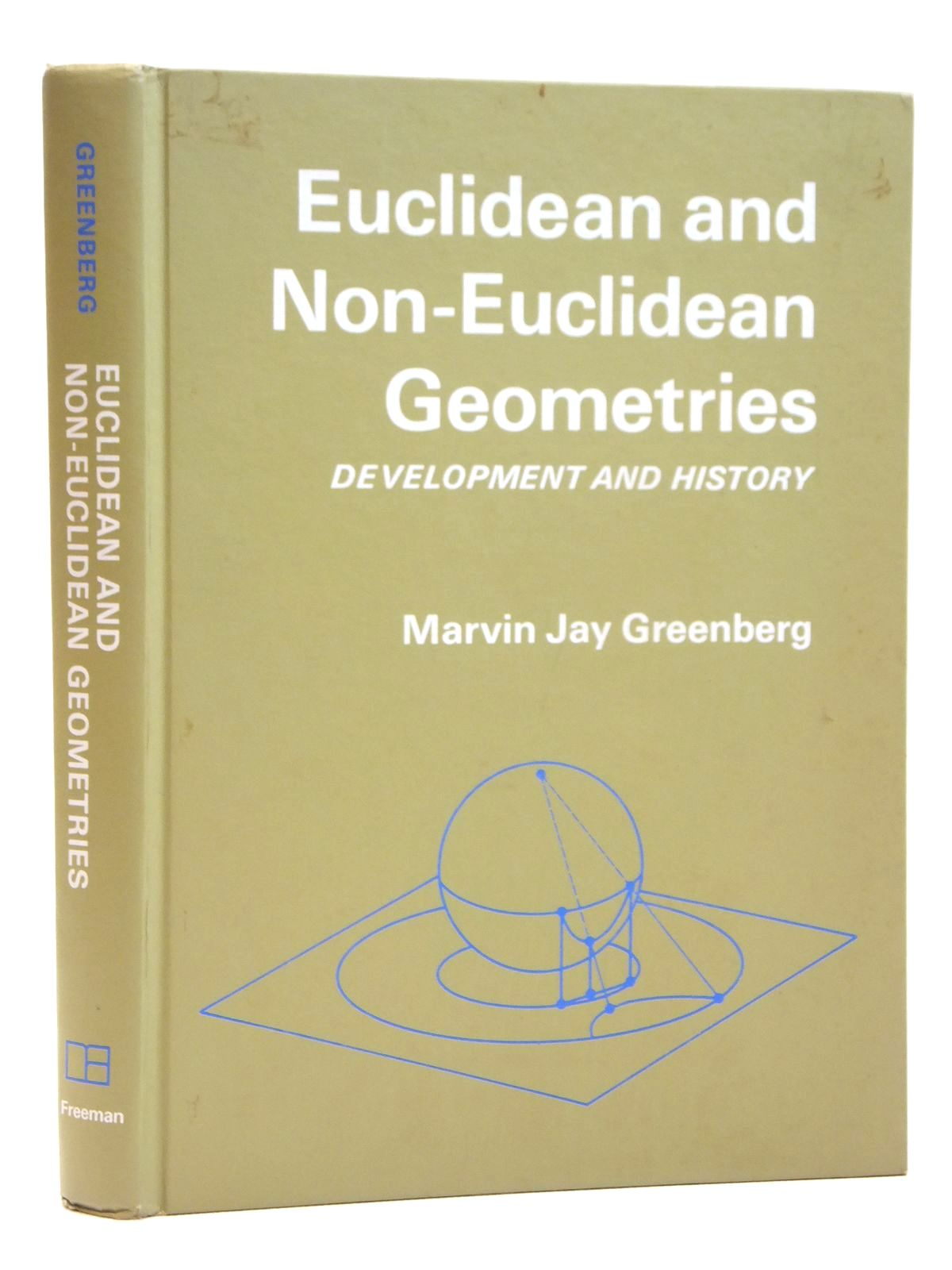 Photo of EUCLIDEAN AND NON-EUCLIDEAN GEOMETRIES DEVELOPMENT AND HISTORY- Stock Number: 2121565