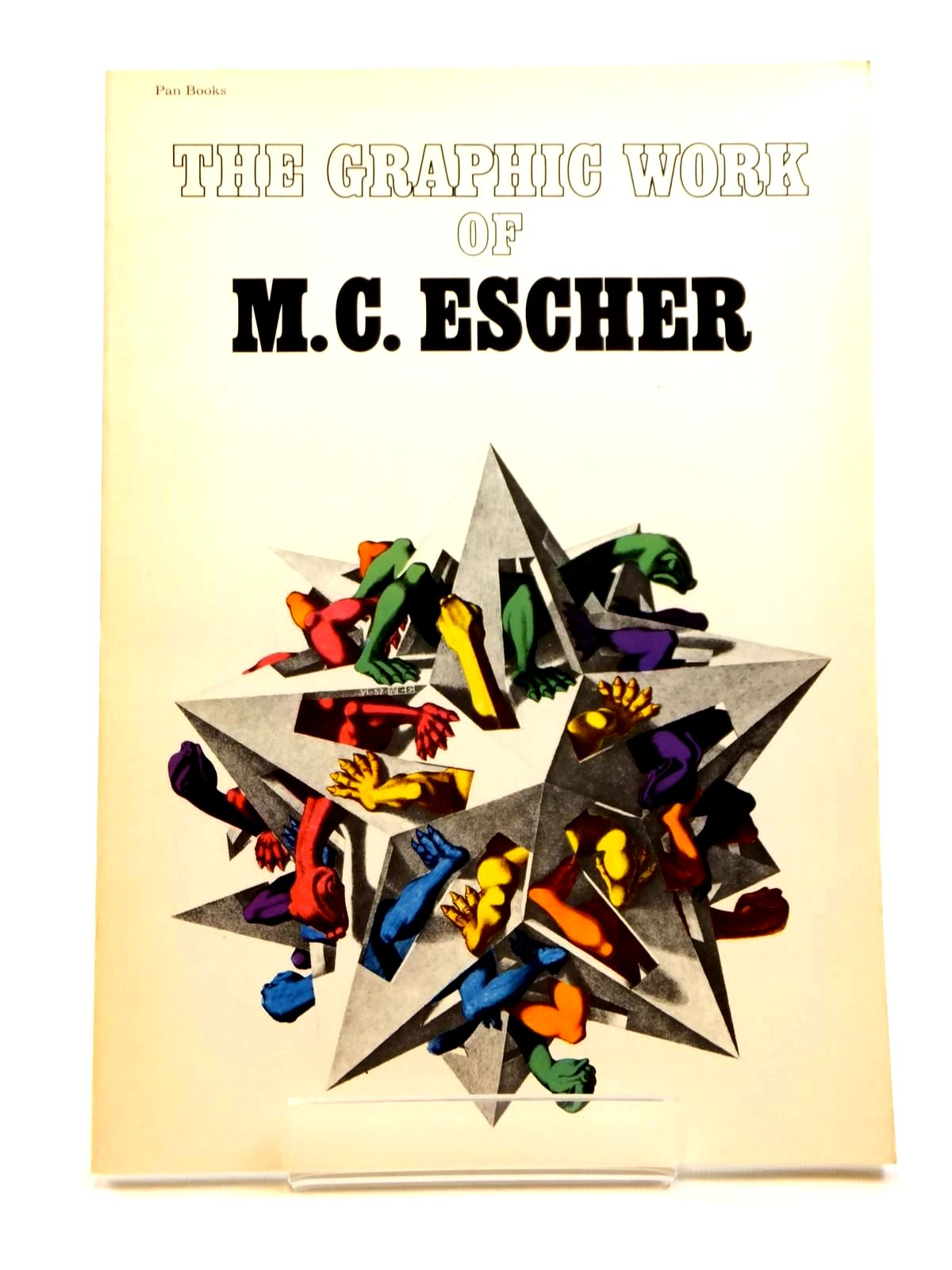 Photo of THE GRAPHIC WORK OF M.C. ESCHER written by Escher, M.C. illustrated by Escher, M.C. published by Pan (STOCK CODE: 2121647)  for sale by Stella & Rose's Books