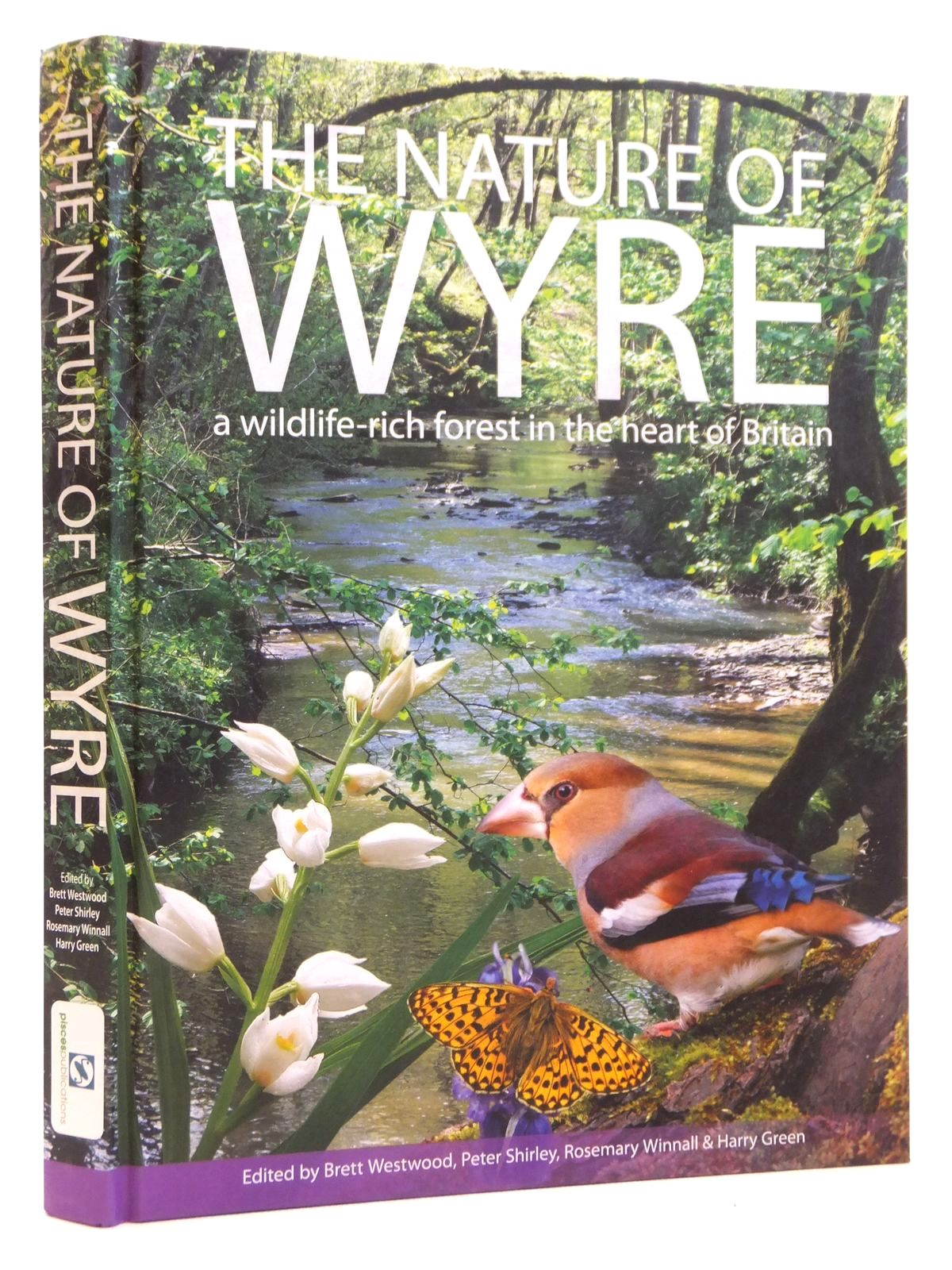 Photo of THE NATURE OF WYRE written by Westwood, Brett<br />Shirley, Peter<br />Winnall, Rosemary<br />Green, Harry<br />Averill, Mike<br />et al, published by Pisces Publications (STOCK CODE: 2121766)  for sale by Stella & Rose's Books