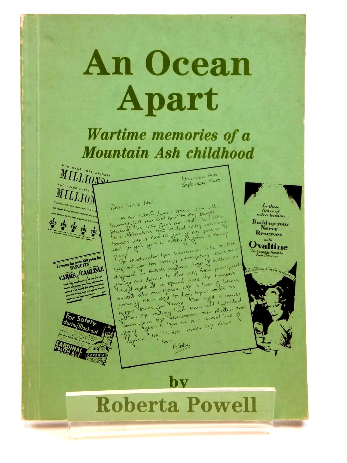 Photo of AN OCEAN APART written by Powell, Roberta published by Village Publishing (STOCK CODE: 2121778)  for sale by Stella & Rose's Books