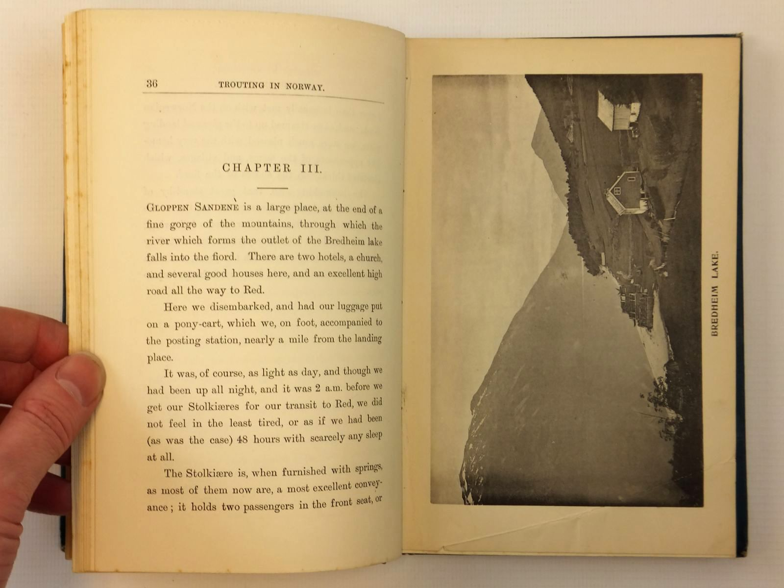 Photo of TROUTING IN NORWAY written by Burton, E.F. illustrated by Burton, F.N. published by Simpkin, Marshall And Company Limited (STOCK CODE: 2121840)  for sale by Stella & Rose's Books