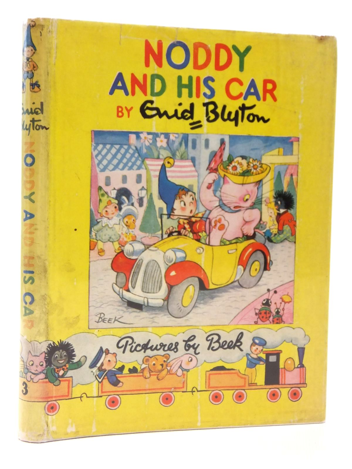 Photo of NODDY AND HIS CAR- Stock Number: 2121842