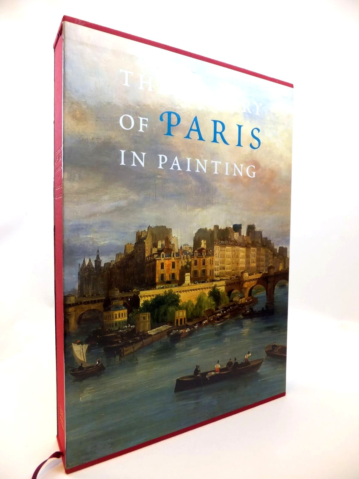 Photo of THE HISTORY OF PARIS IN PAINTING written by Duby, Georges<br />Lobrichon, Guy published by Abbeville Press (STOCK CODE: 2121872)  for sale by Stella & Rose's Books