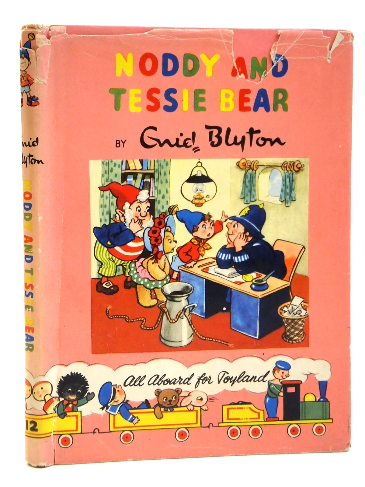 Photo of NODDY AND TESSIE BEAR- Stock Number: 2121890