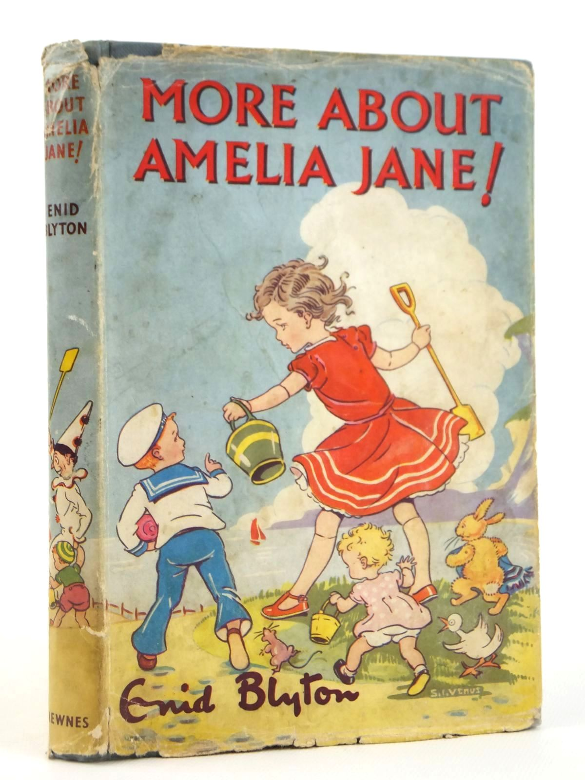 Photo of MORE ABOUT AMELIA JANE!- Stock Number: 2122040