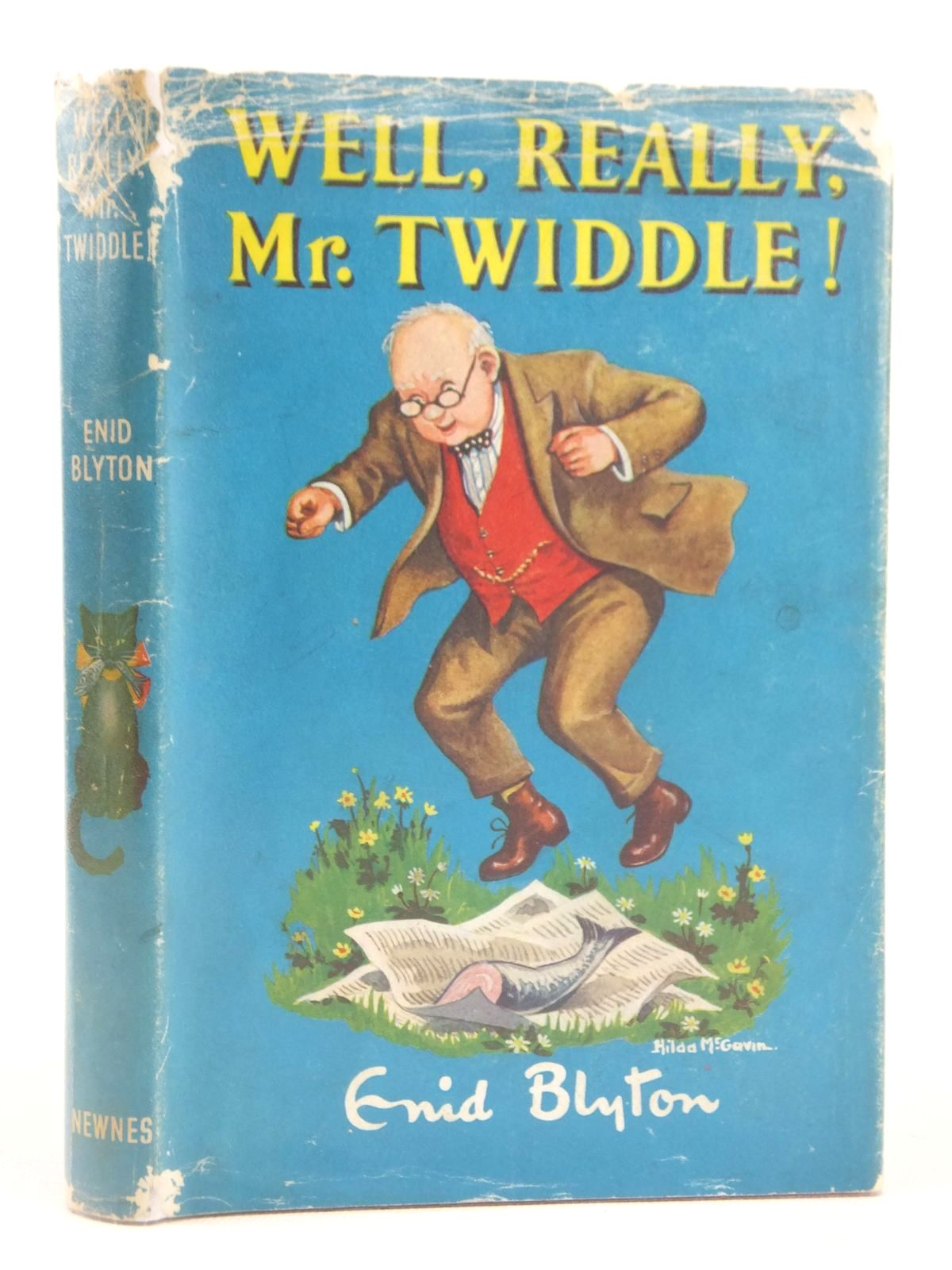 Photo of WELL, REALLY, MR. TWIDDLE!- Stock Number: 2122042