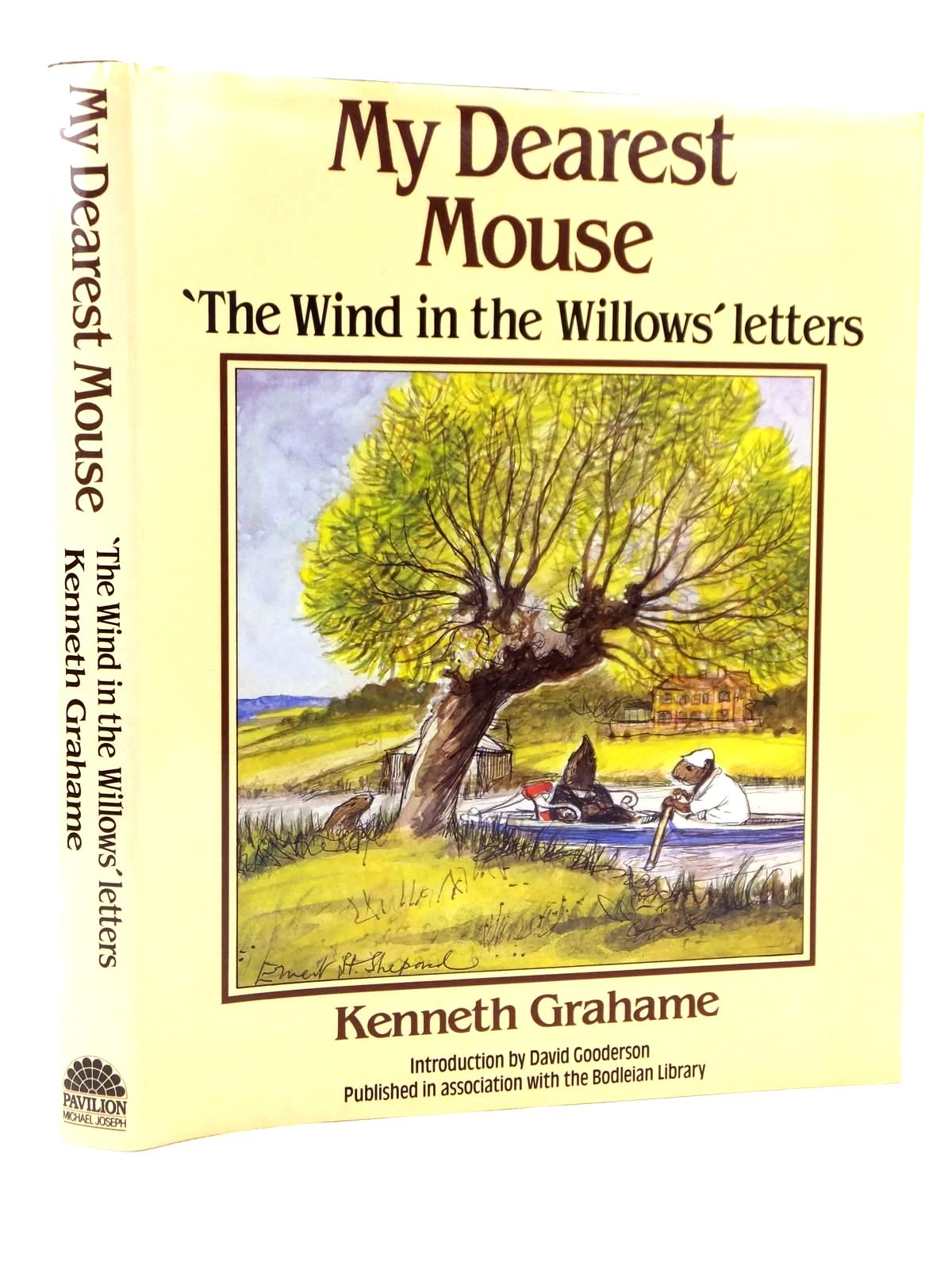 Photo of MY DEAREST MOUSE written by Grahame, Kenneth illustrated by Shepard, E.H.