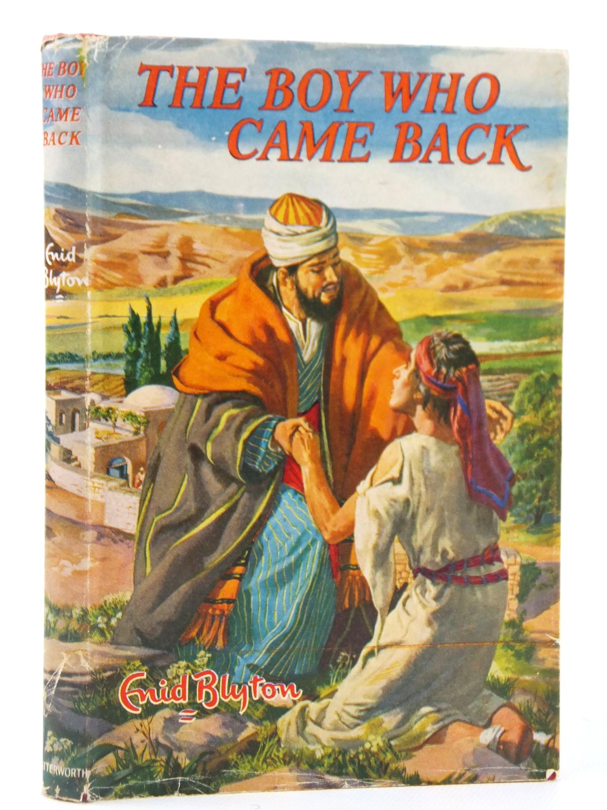 Photo of THE BOY WHO CAME BACK written by Blyton, Enid illustrated by Walker, Elsie published by Lutterworth Press (STOCK CODE: 2122198)  for sale by Stella & Rose's Books