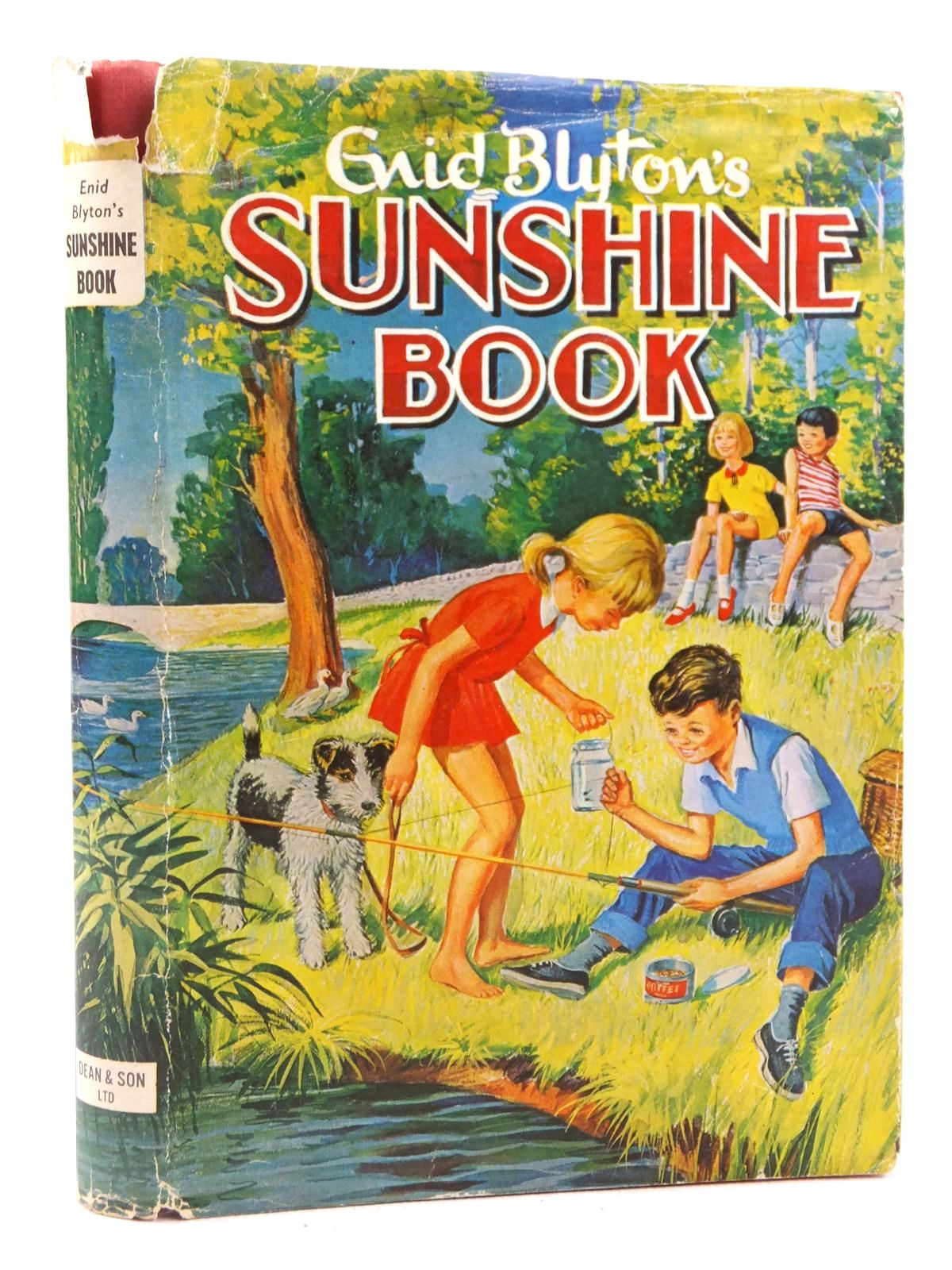 Photo of ENID BLYTON'S SUNSHINE BOOK written by Blyton, Enid published by Dean & Son Ltd. (STOCK CODE: 2122210)  for sale by Stella & Rose's Books
