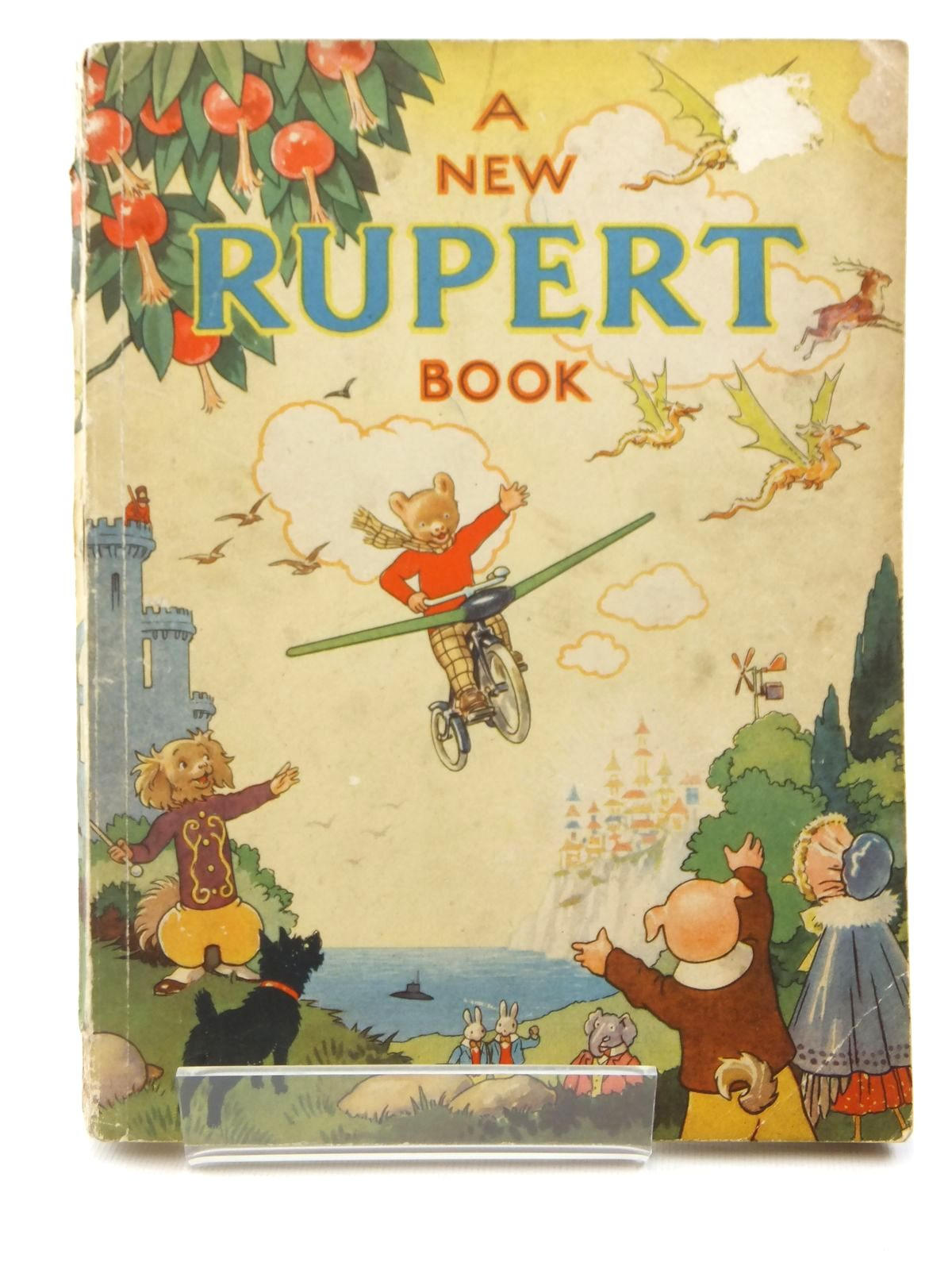 Photo of RUPERT ANNUAL 1945 - A NEW RUPERT BOOK- Stock Number: 2122242