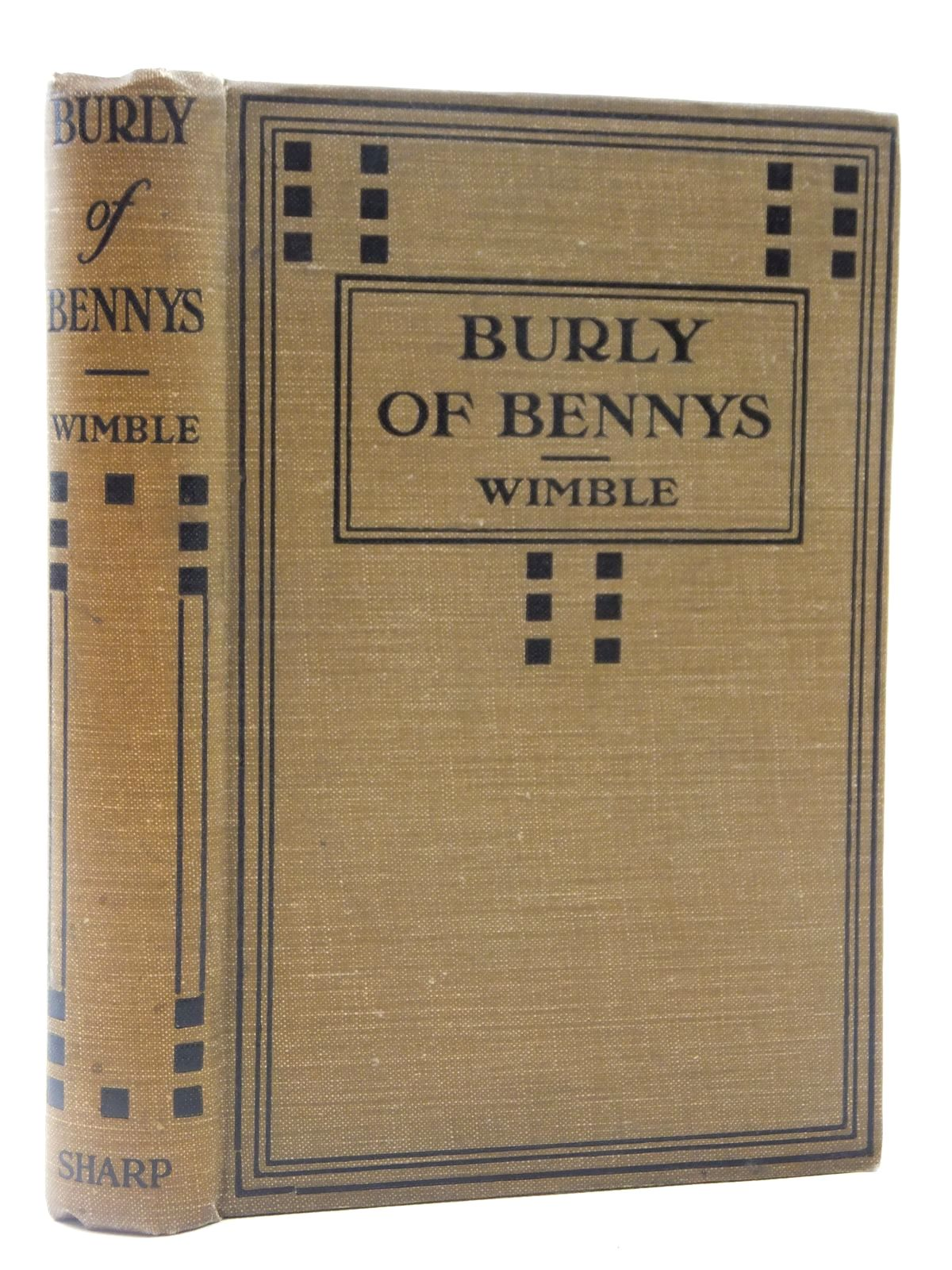 Photo of BURLY OF BENNYS- Stock Number: 2122290