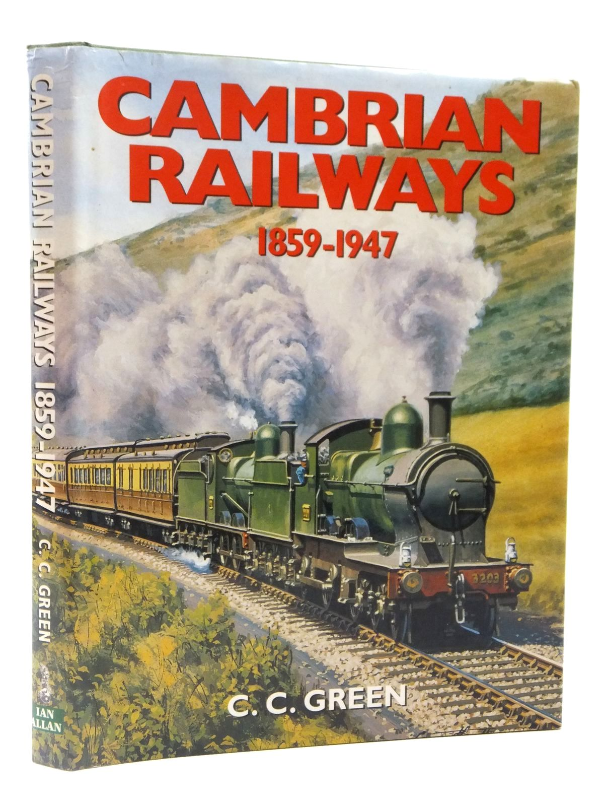 Photo of CAMBRIAN RAILWAYS 1859-1947 written by Green, C.C. published by Ian Allan (STOCK CODE: 2122310)  for sale by Stella & Rose's Books