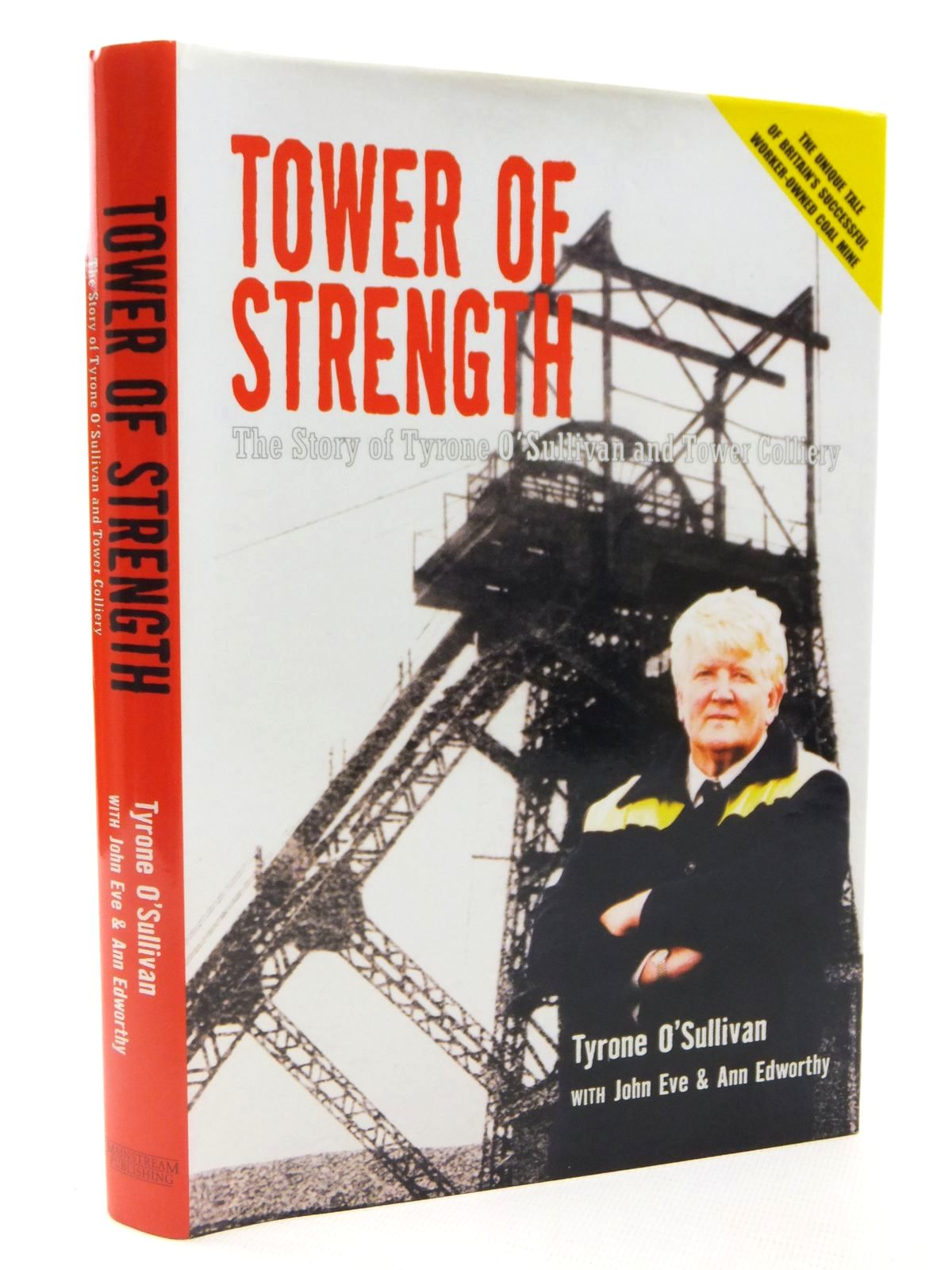 Photo of TOWER OF STRENGTH written by O'Sullivan, Tyrone published by Mainstream Publishing (STOCK CODE: 2122333)  for sale by Stella & Rose's Books