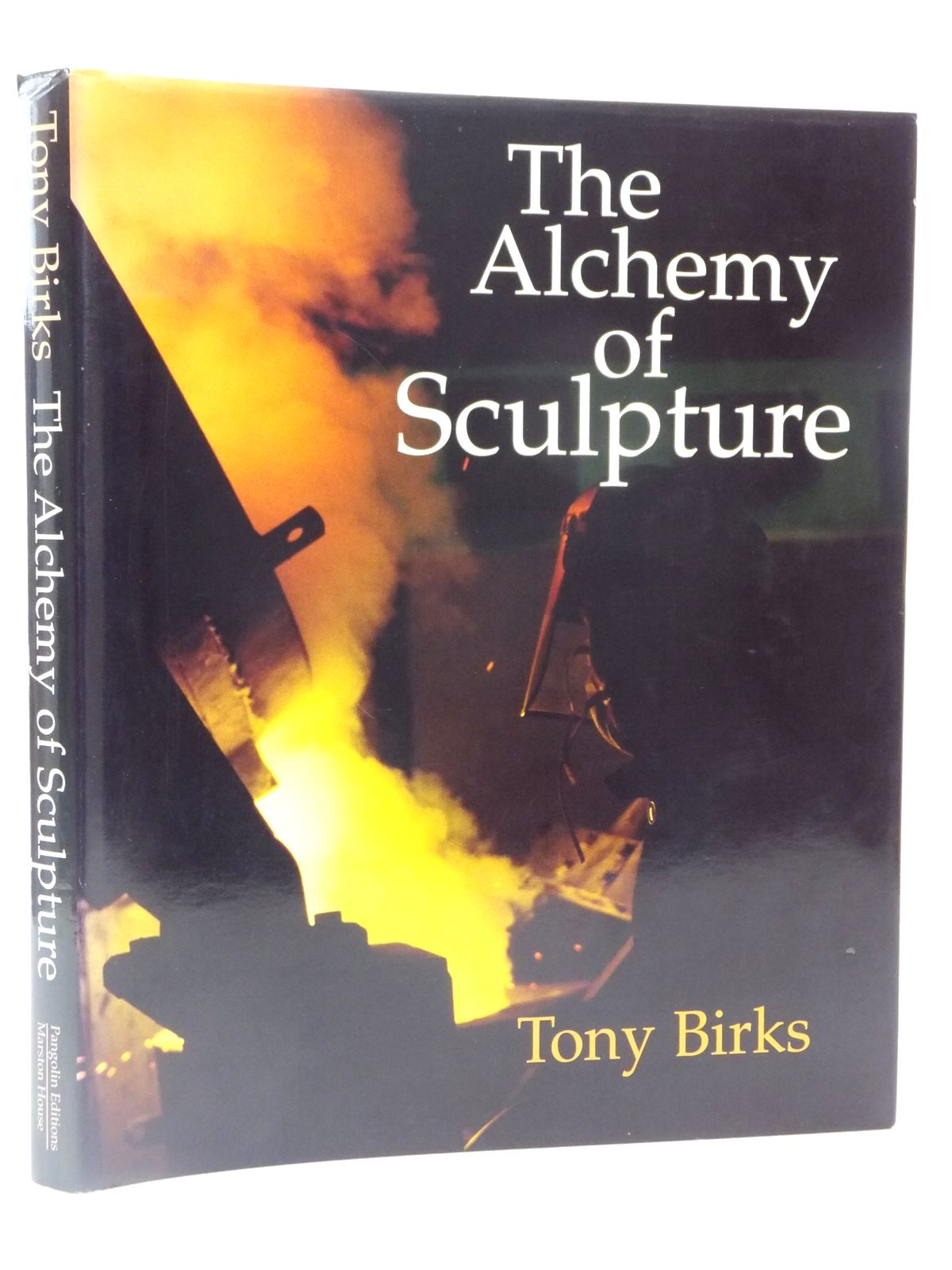 Photo of THE ALCHEMY OF SCULPTURE written by Birks, Tony published by Marston House (STOCK CODE: 2122385)  for sale by Stella & Rose's Books
