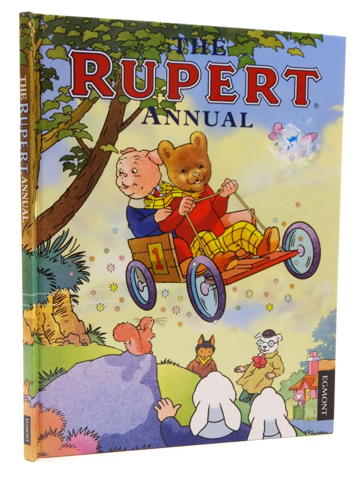 Photo of RUPERT ANNUAL 2013 illustrated by Bestall, Alfred<br />Ash, Enid<br />Trotter, Stuart<br />Harrold, John published by Egmont Uk Limited (STOCK CODE: 2122388)  for sale by Stella & Rose's Books