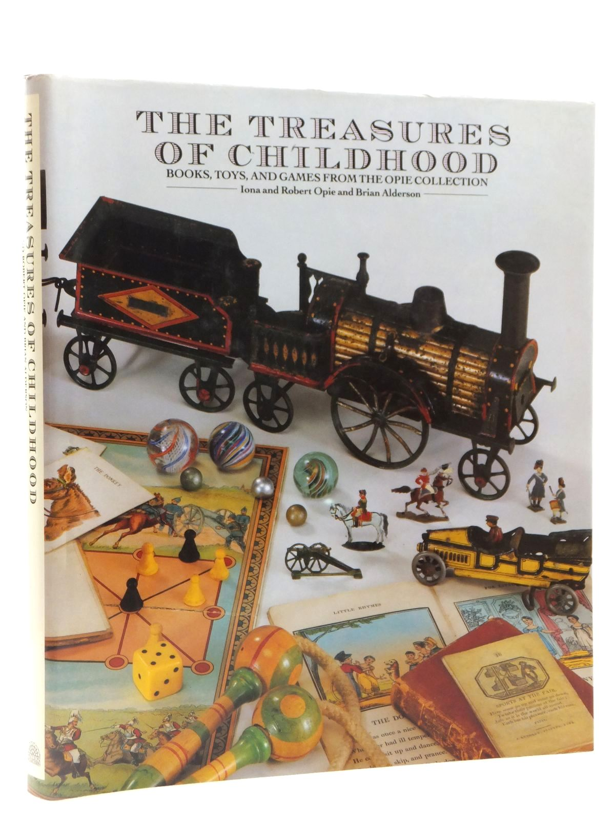 Photo of THE TREASURES OF CHILDHOOD- Stock Number: 2122414