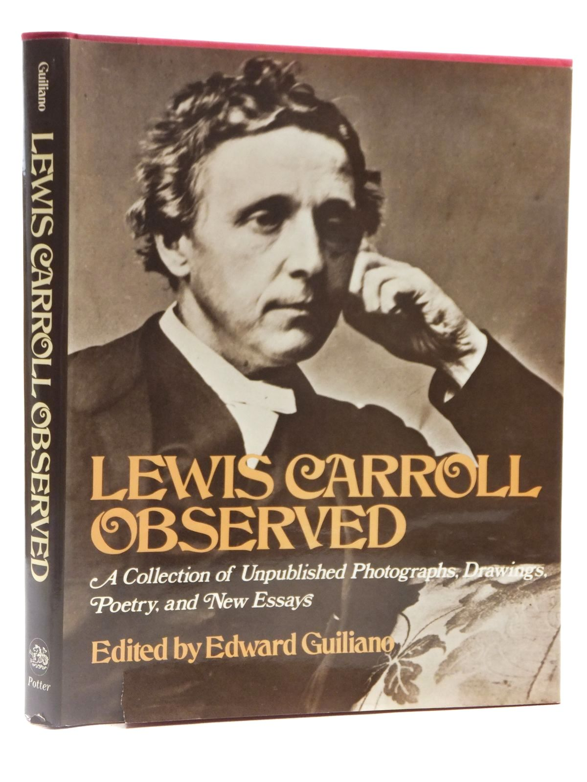Photo of LEWIS CARROLL OBSERVED written by Carroll, Lewis
