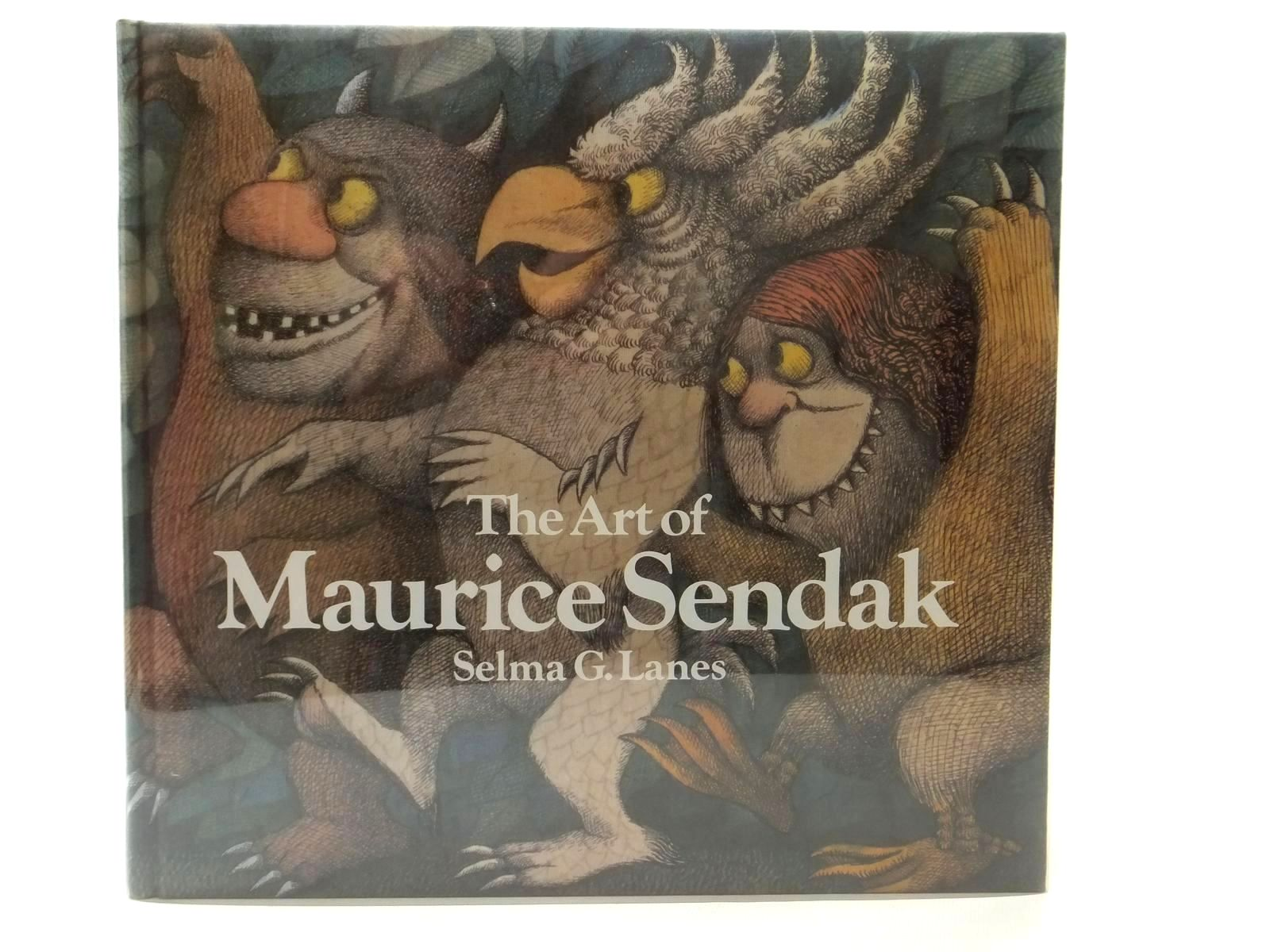 Photo of THE ART OF MAURICE SENDAK- Stock Number: 2122444