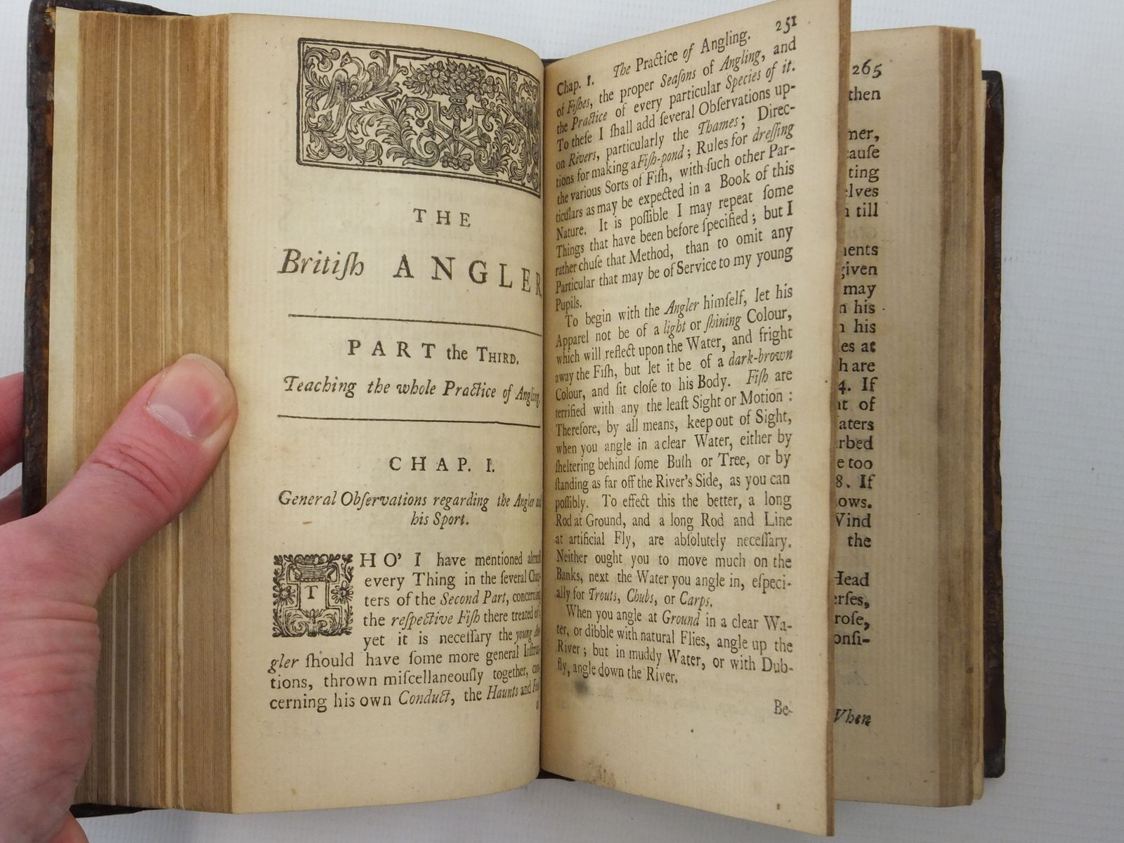 Photo of THE BRITISH ANGLER: OR A POCKET-COMPANION FOR GENTLEMEN-FISHERS written by Williamson, John<br />et al, (STOCK CODE: 2122549)  for sale by Stella & Rose's Books