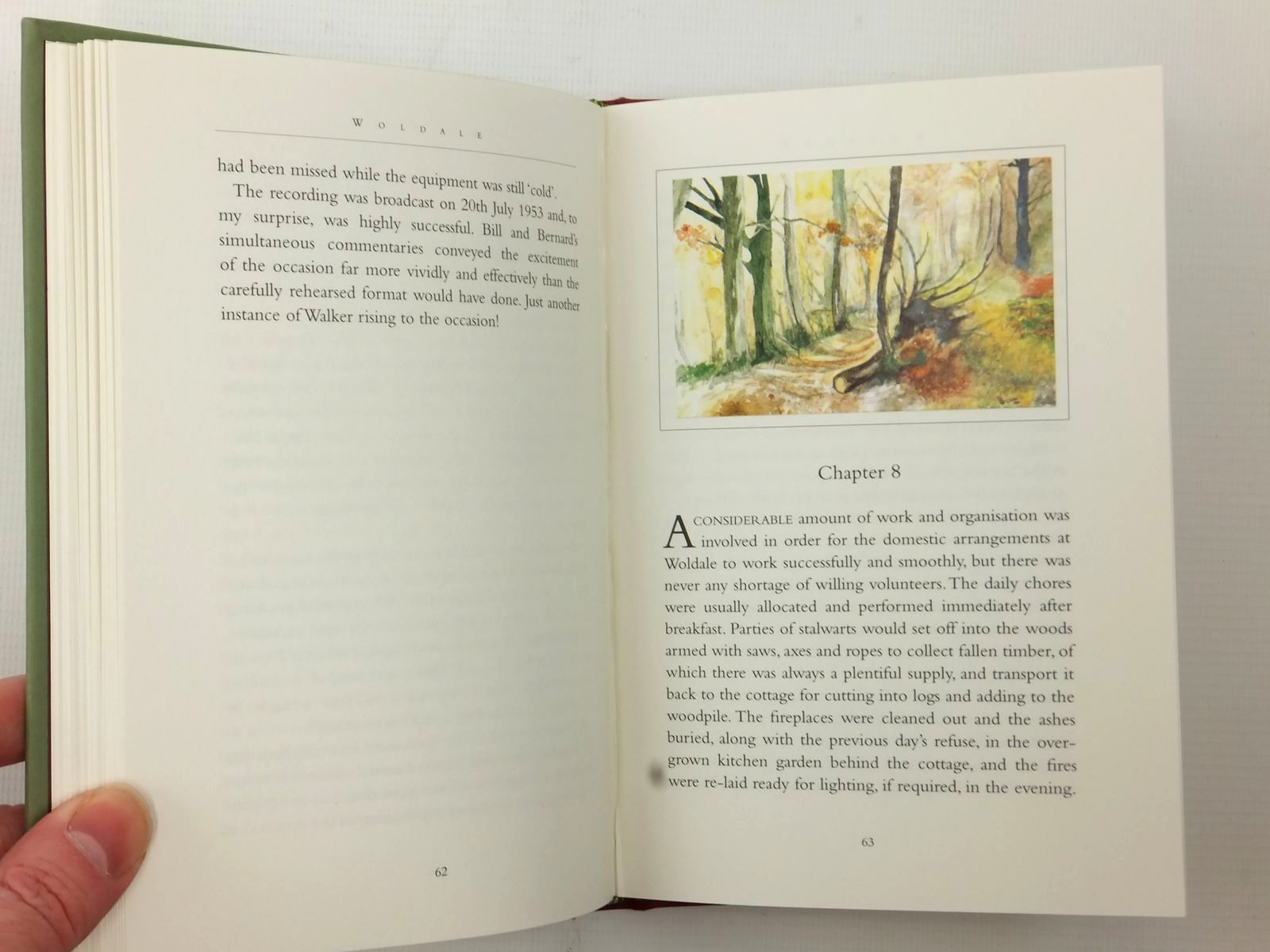 Photo of WOLDALE ... WHEN ALL THE TREES WERE GREEN written by Ingham, Maurice illustrated by Ingham, Maurice published by The Medlar Press (STOCK CODE: 2122553)  for sale by Stella & Rose's Books