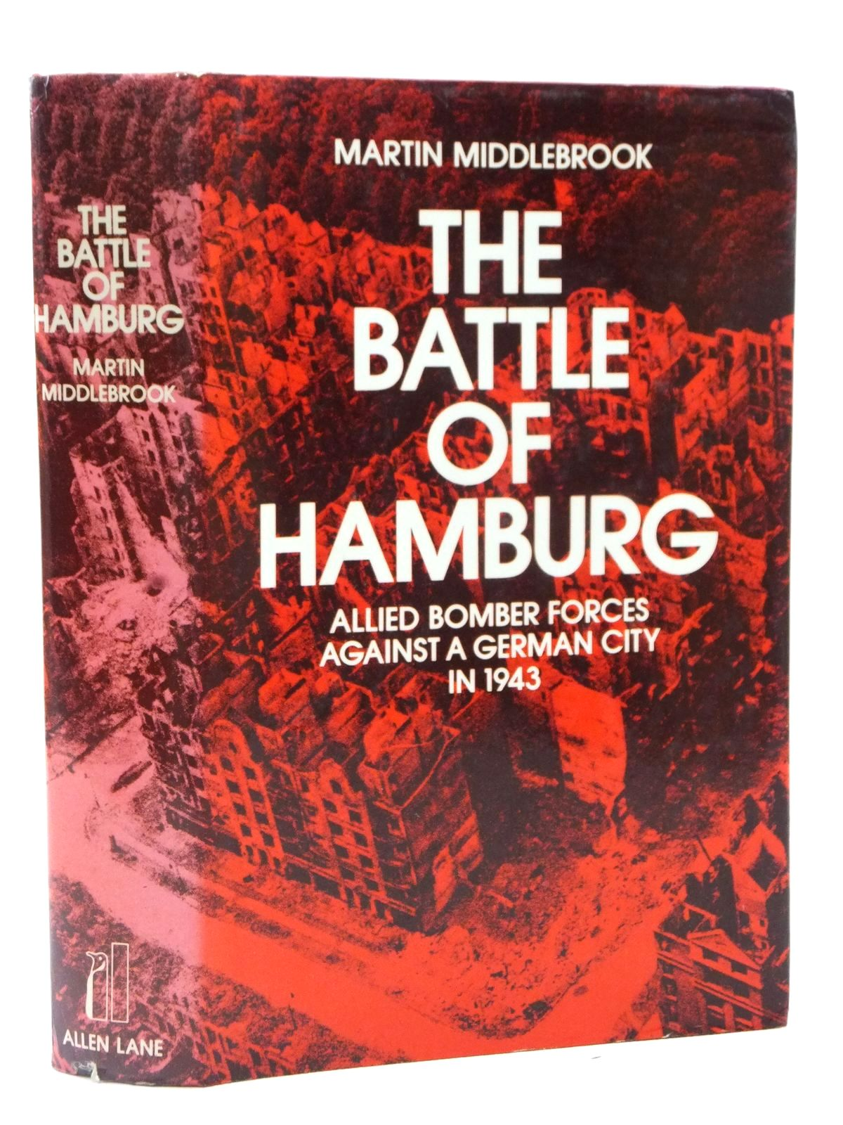 Photo of THE BATTLE OF HAMBURG- Stock Number: 2122647