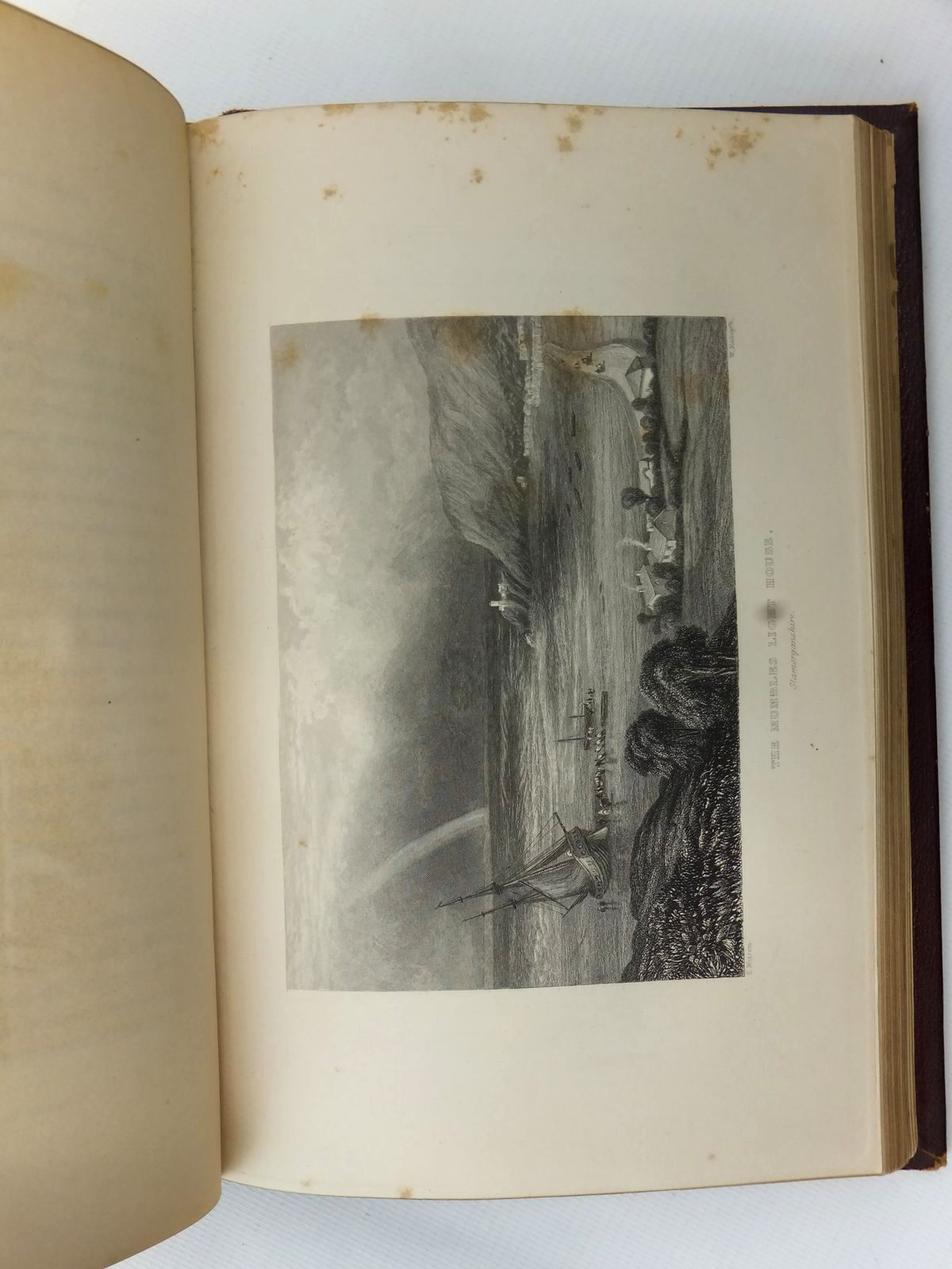 Photo of WANDERINGS AND EXCURSIONS IN SOUTH WALES INCLUDING THE SCENERY OF THE RIVER WYE written by Roscoe, Thomas illustrated by Cox, D. et al.,  published by C. Tilt and Simpkin and Co. (STOCK CODE: 2122669)  for sale by Stella & Rose's Books