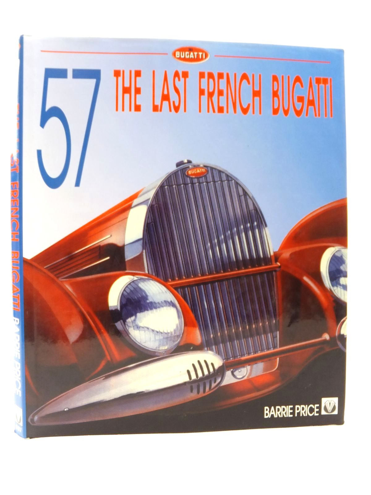 Photo of 57 THE LAST FRENCH BUGATTI- Stock Number: 2122870