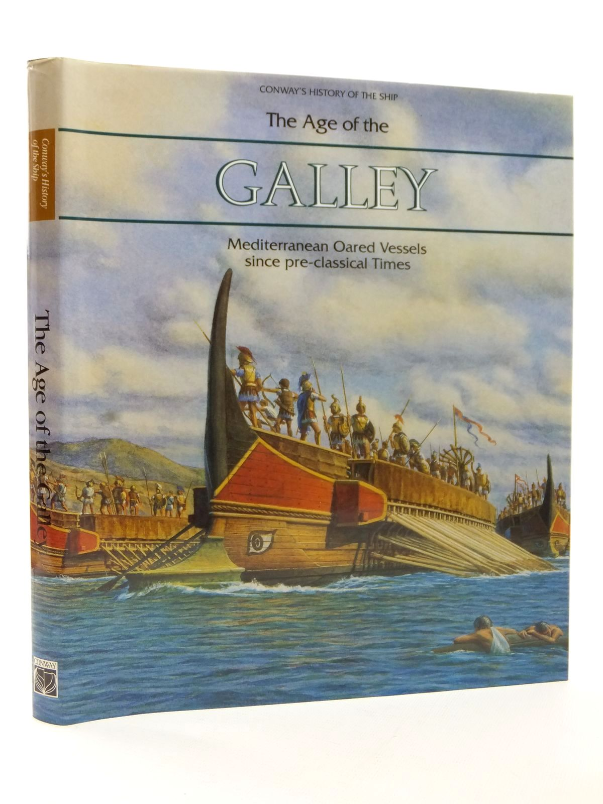 Photo of THE AGE OF THE GALLEY written by Gardiner, Robert<br />Morrison, John published by Conway Maritime Press (STOCK CODE: 2122924)  for sale by Stella & Rose's Books